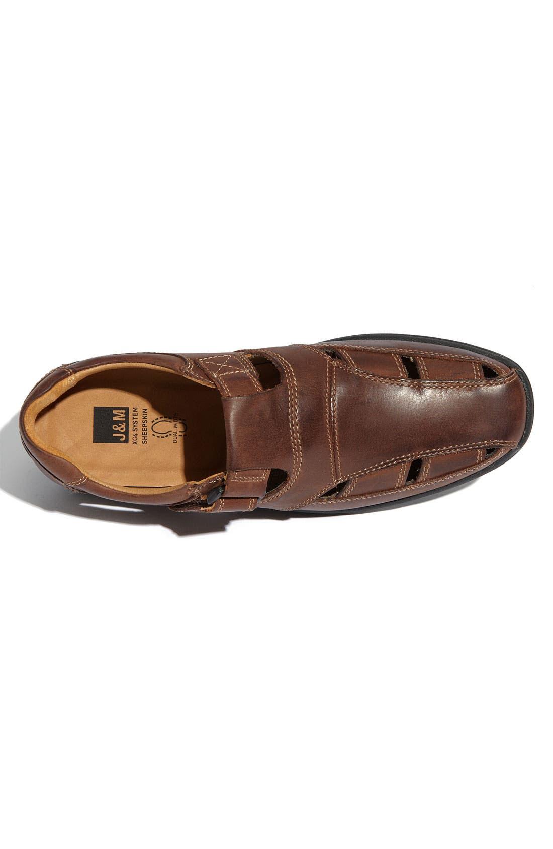 Alternate Image 3  - Johnston & Murphy 'Cammon' Sandal (Online Only)
