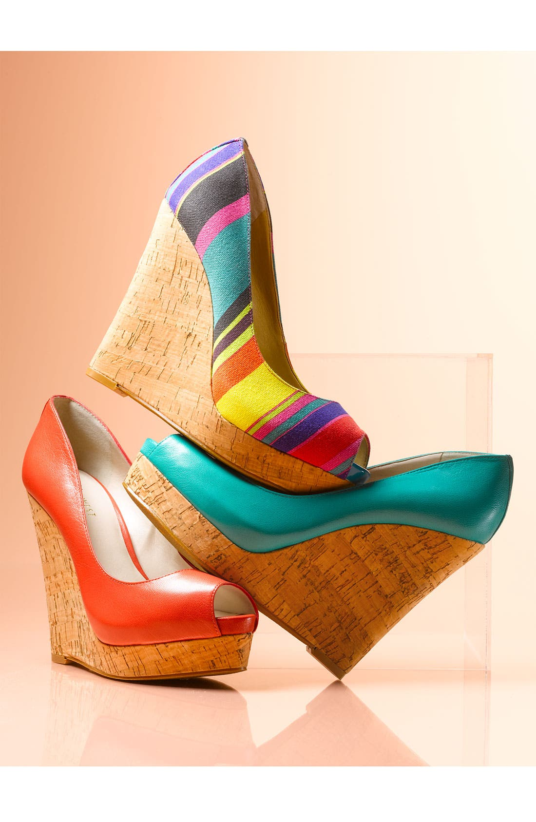 Alternate Image 6  - Nine West 'Linger' Wedge