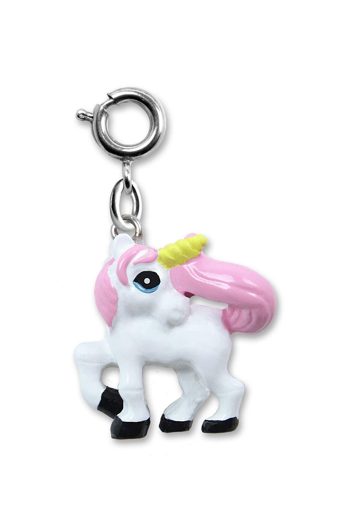 Alternate Image 1 Selected - CHARM IT!® 'Unicorn' Charm (Girls)