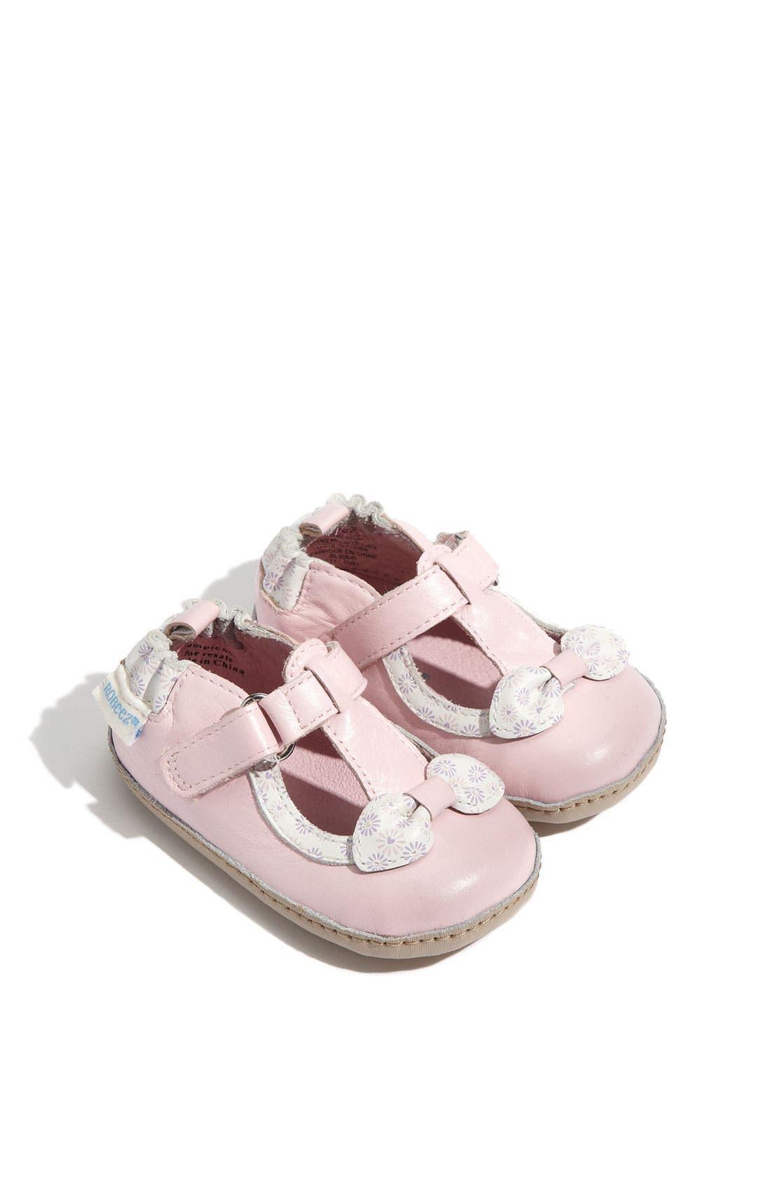 Main Image - Robeez® 'Sweetie Pie' Mary Jane (Baby)