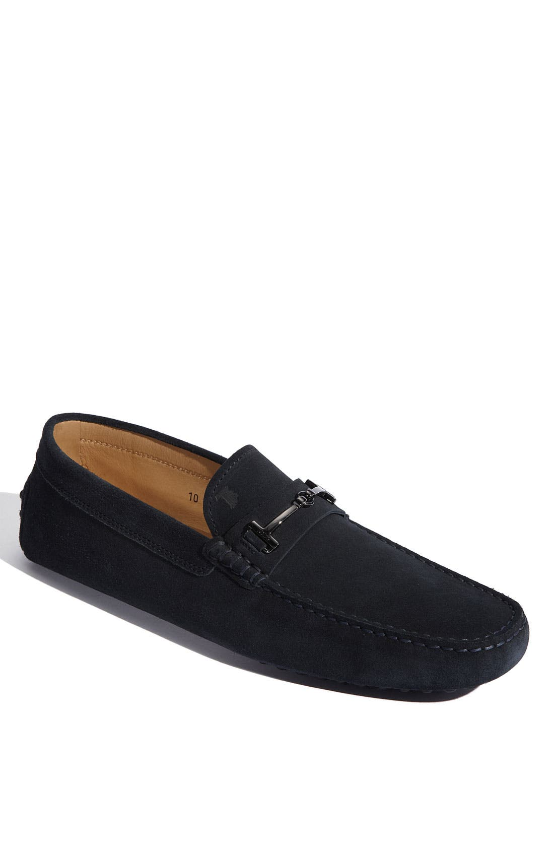Alternate Image 1 Selected - Tod's 'Double T' Driving Shoe