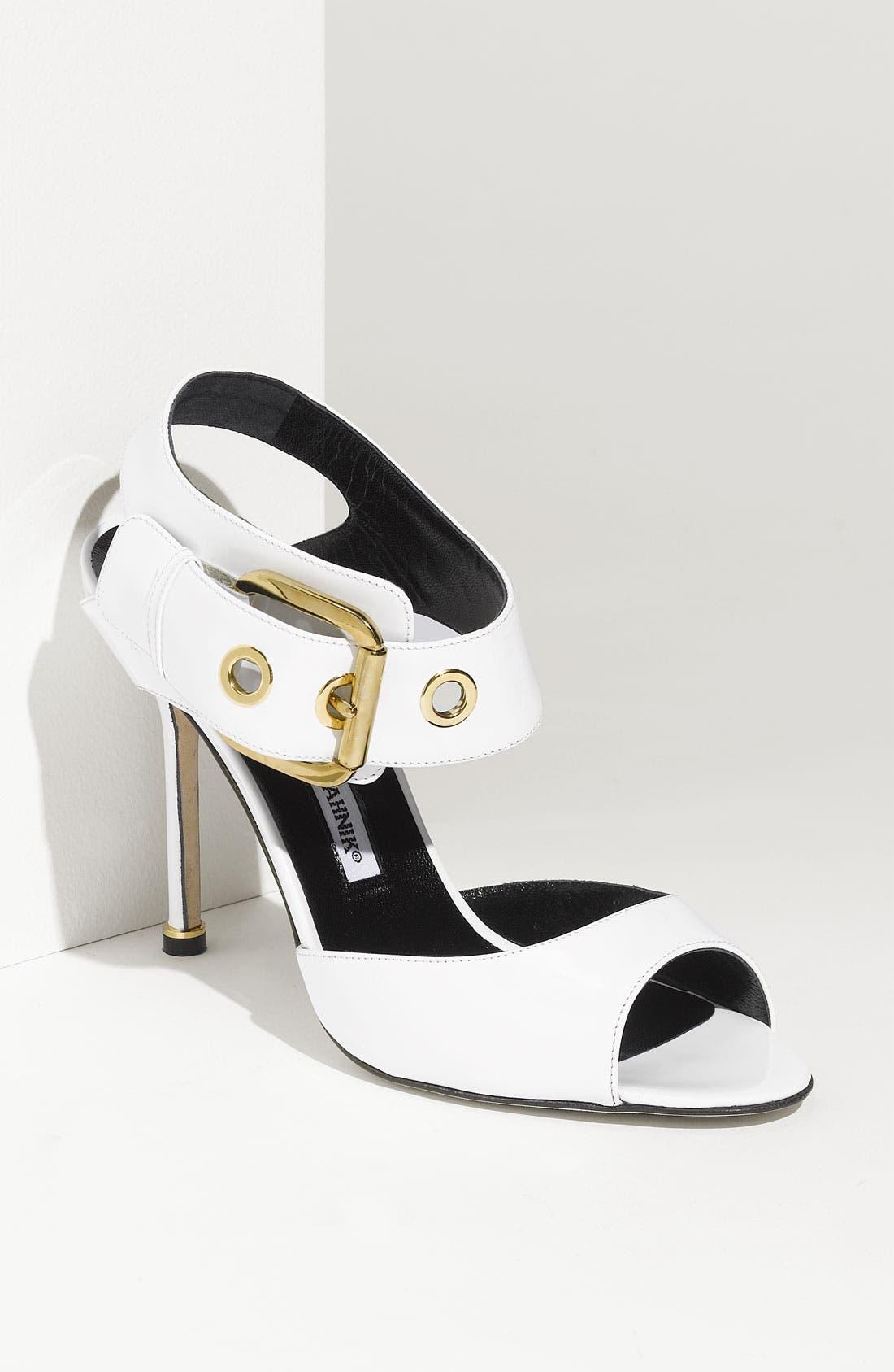 Main Image - Manolo Blahnik 'Koyina' Sandal