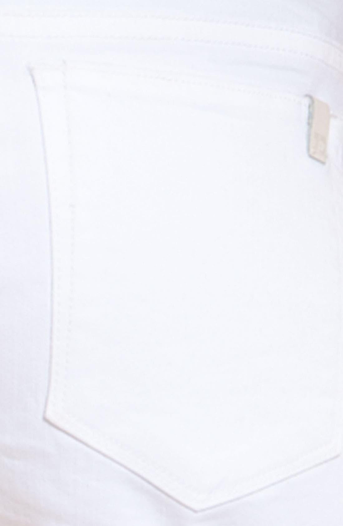 Alternate Image 3  - Joe's Rolled Denim Shorts (Jenny Wash)