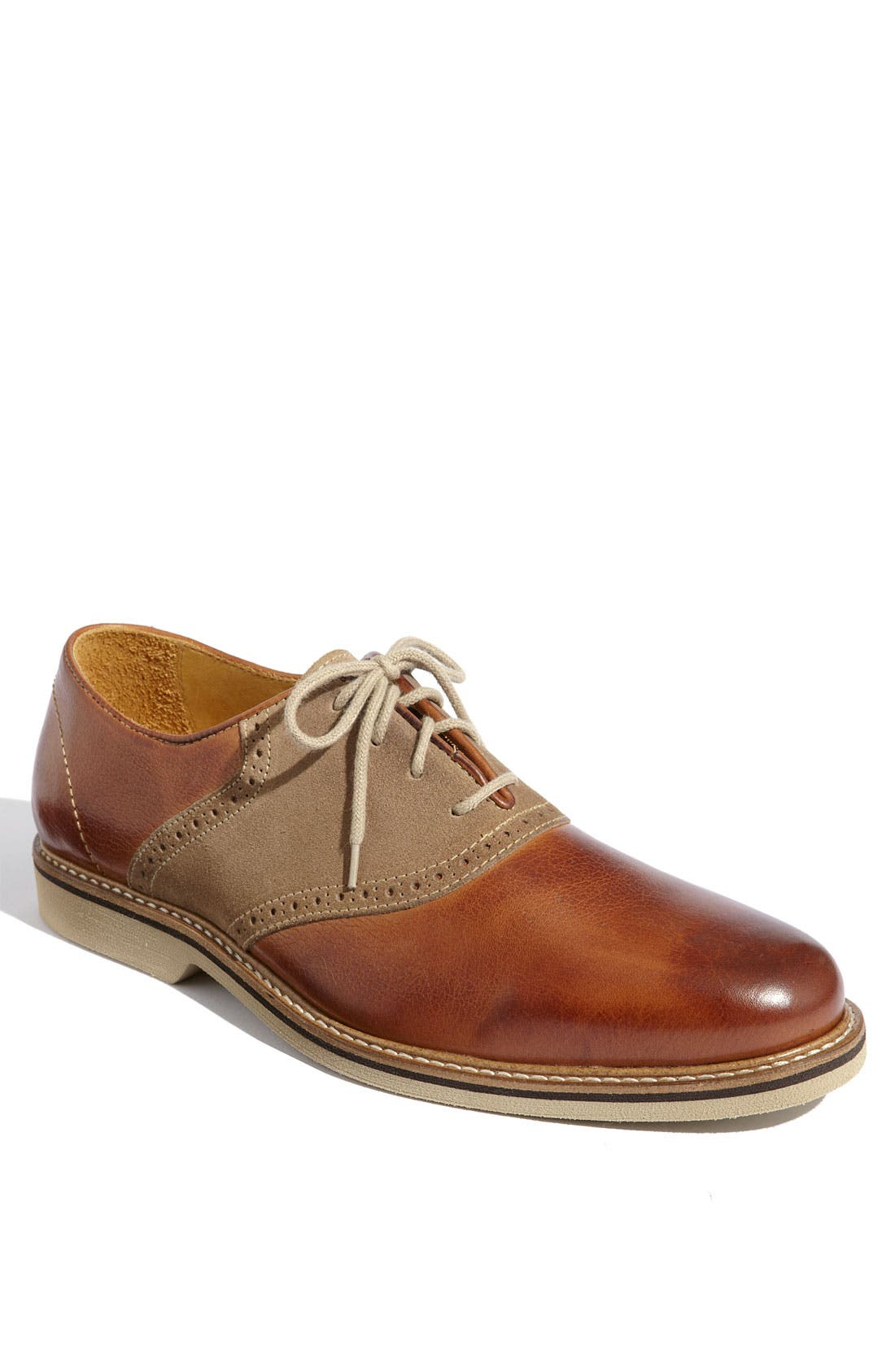 Alternate Image 1 Selected - 1901 'Bennett' Saddle Shoe (Men)