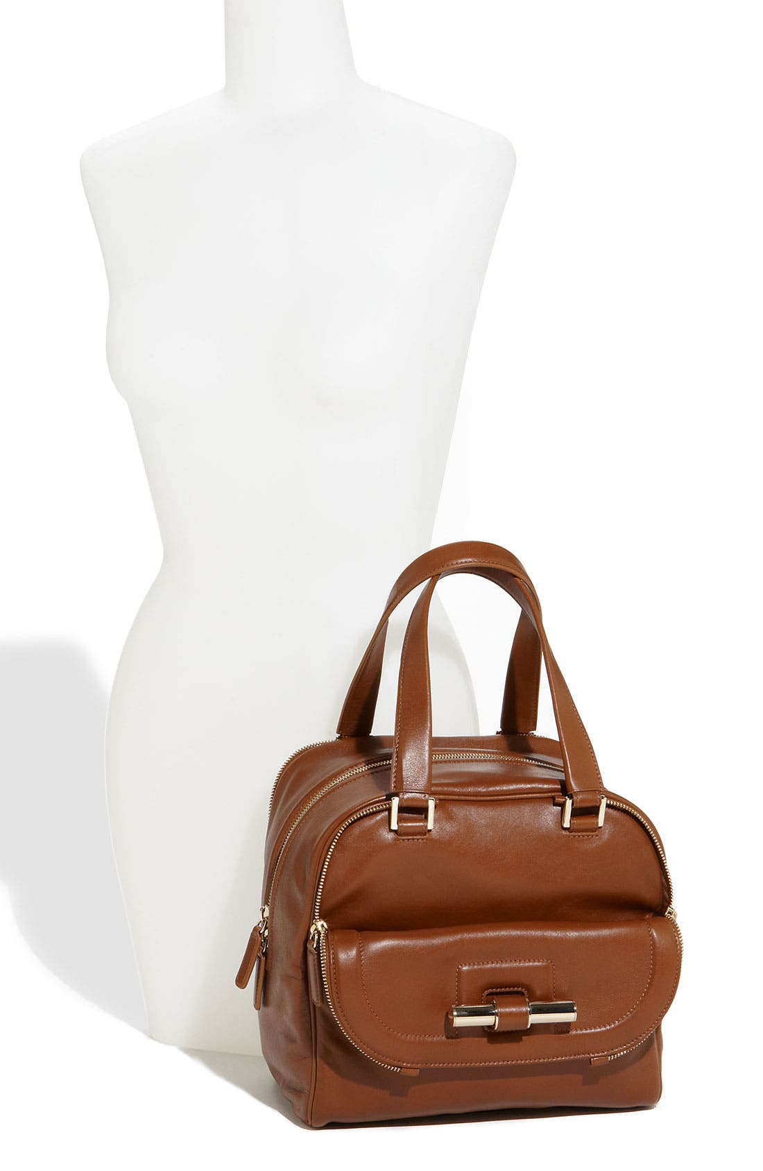 Alternate Image 2  - Jimmy Choo 'Justine - Small' Top Handle Satchel
