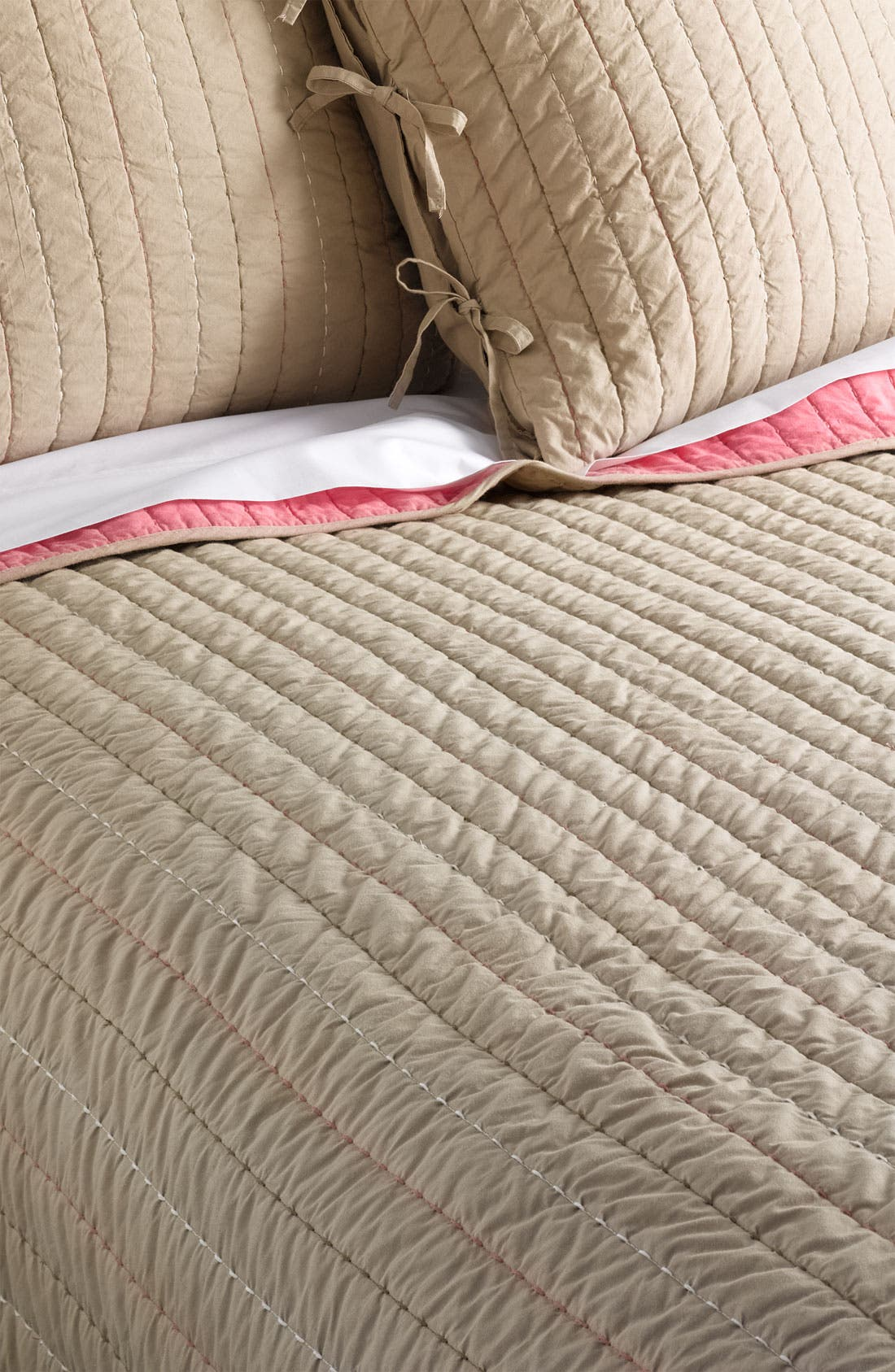 Alternate Image 1 Selected - Nordstrom at Home Multi Stitch Coverlet