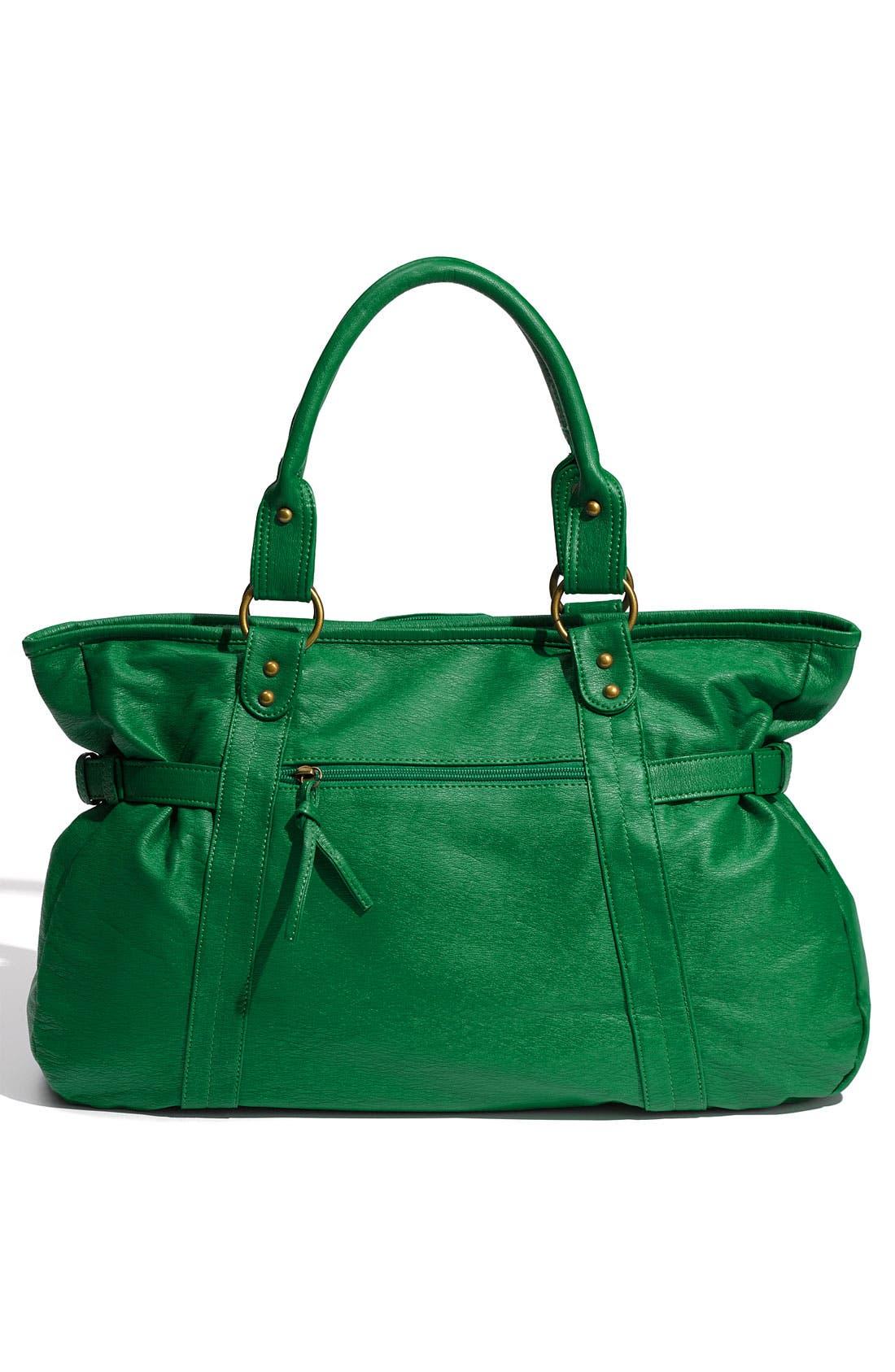 Alternate Image 3  - Cesca Buckle Detail Shoulder Bag