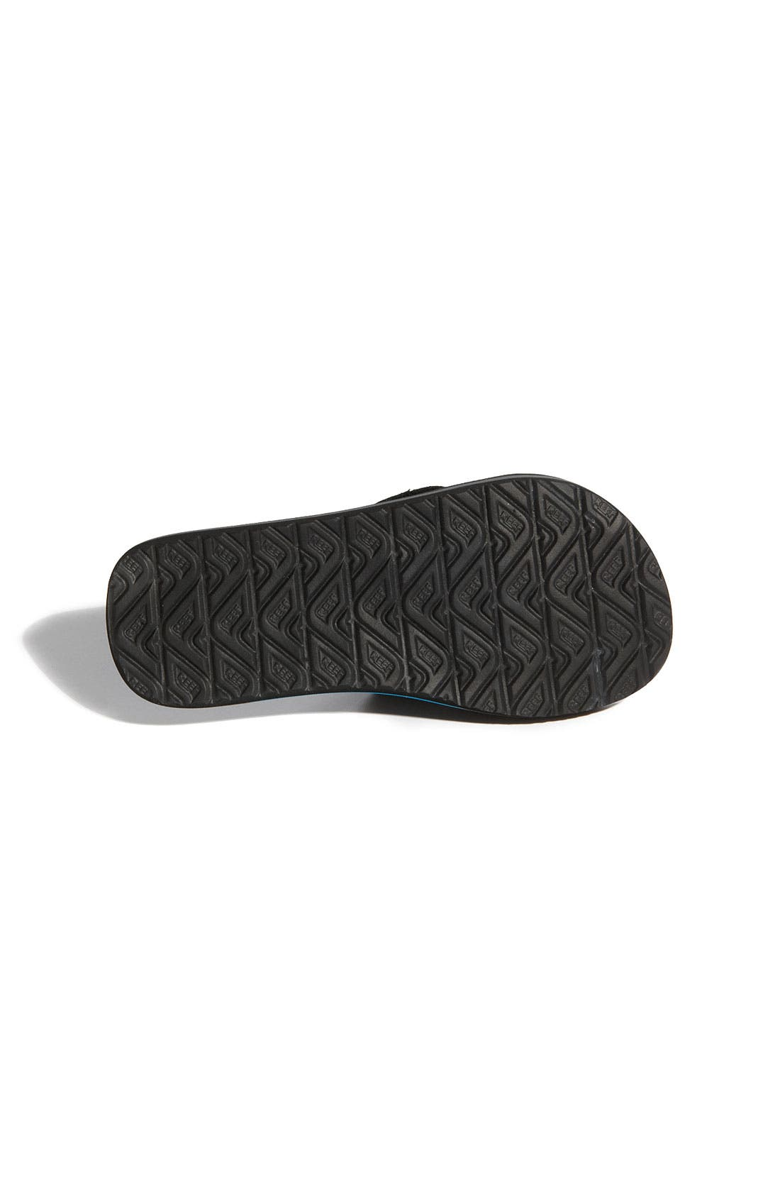Alternate Image 4  - Reef 'Grom Ahi' Slide Sandal (Walker, Toddler, Little Kid & Big Kid)