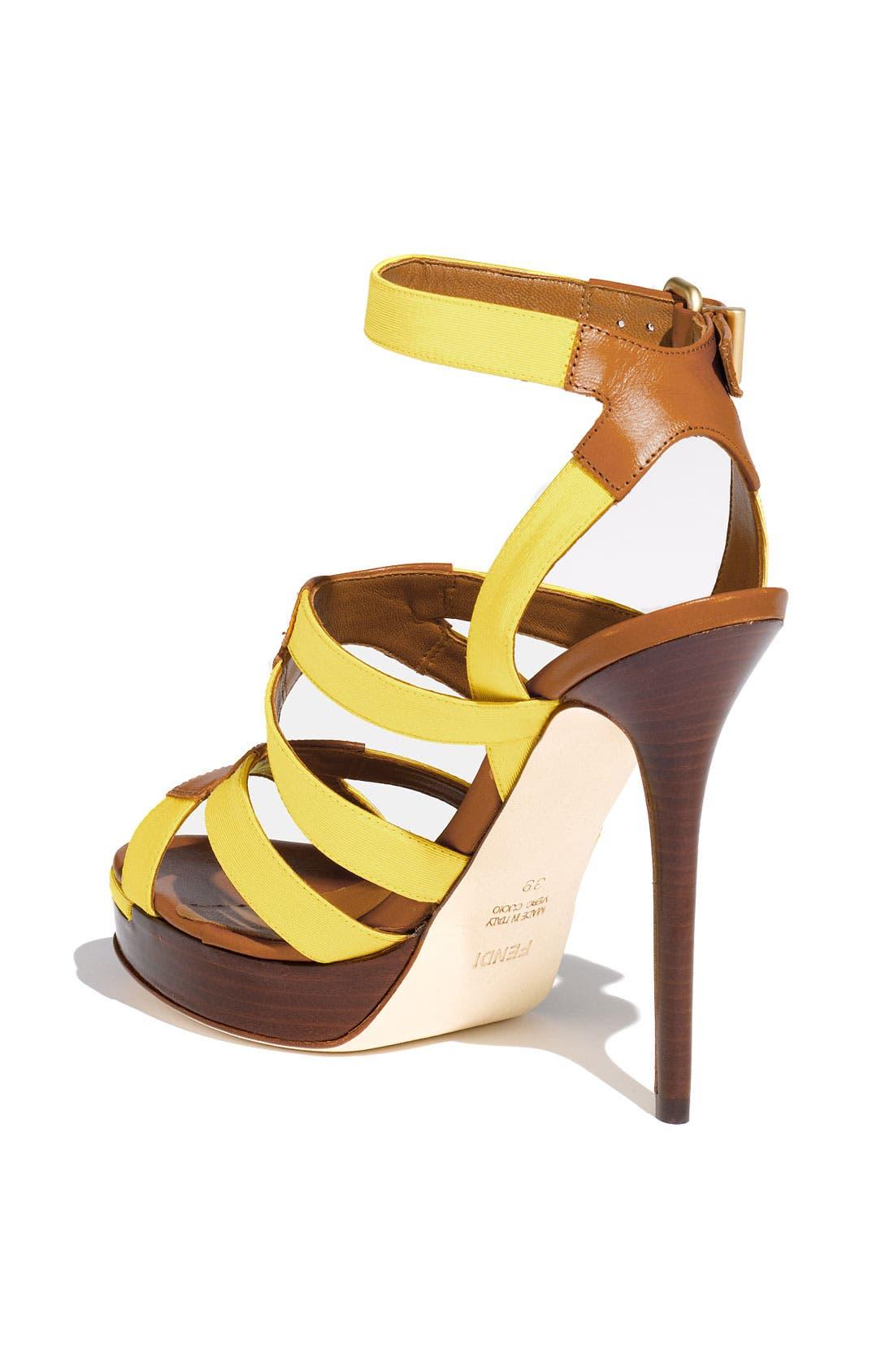 Alternate Image 2  - Fendi 'Rio' Sandal