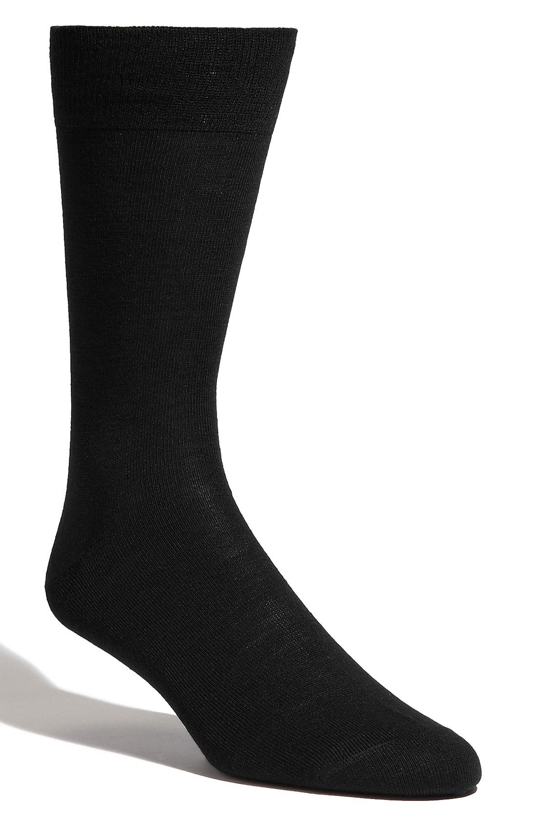 Lorenzo Uomo Merino Wool Blend Socks (Men) (3 for $30)