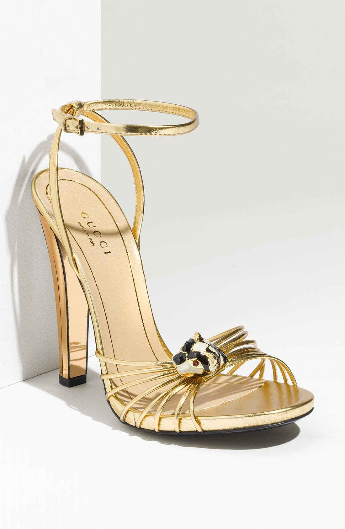 Main Image - Gucci Ankle Strap Sandal
