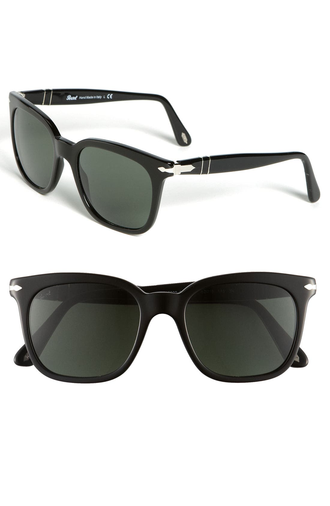 Main Image - Persol 50mm Square Vintage Sunglasses
