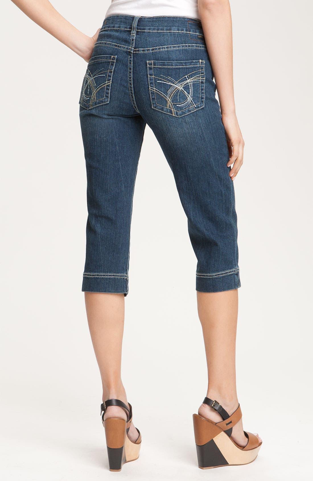 Main Image - Jag Jeans 'Selma' Crop Jeans (Petite)