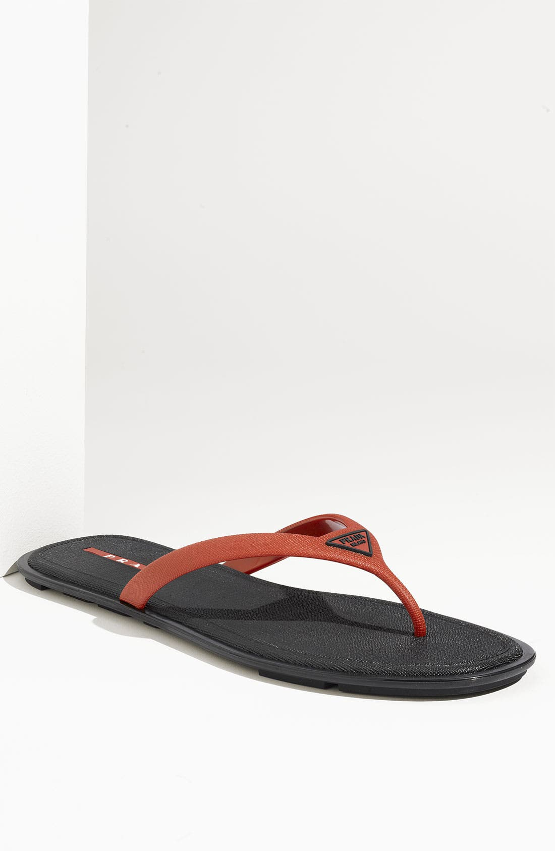 Alternate Image 1 Selected - Prada Thong Sandal (Men)