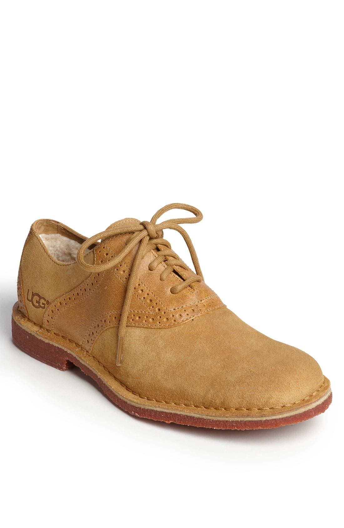 Alternate Image 1 Selected - UGG® Australia Saddle Oxford (Men)