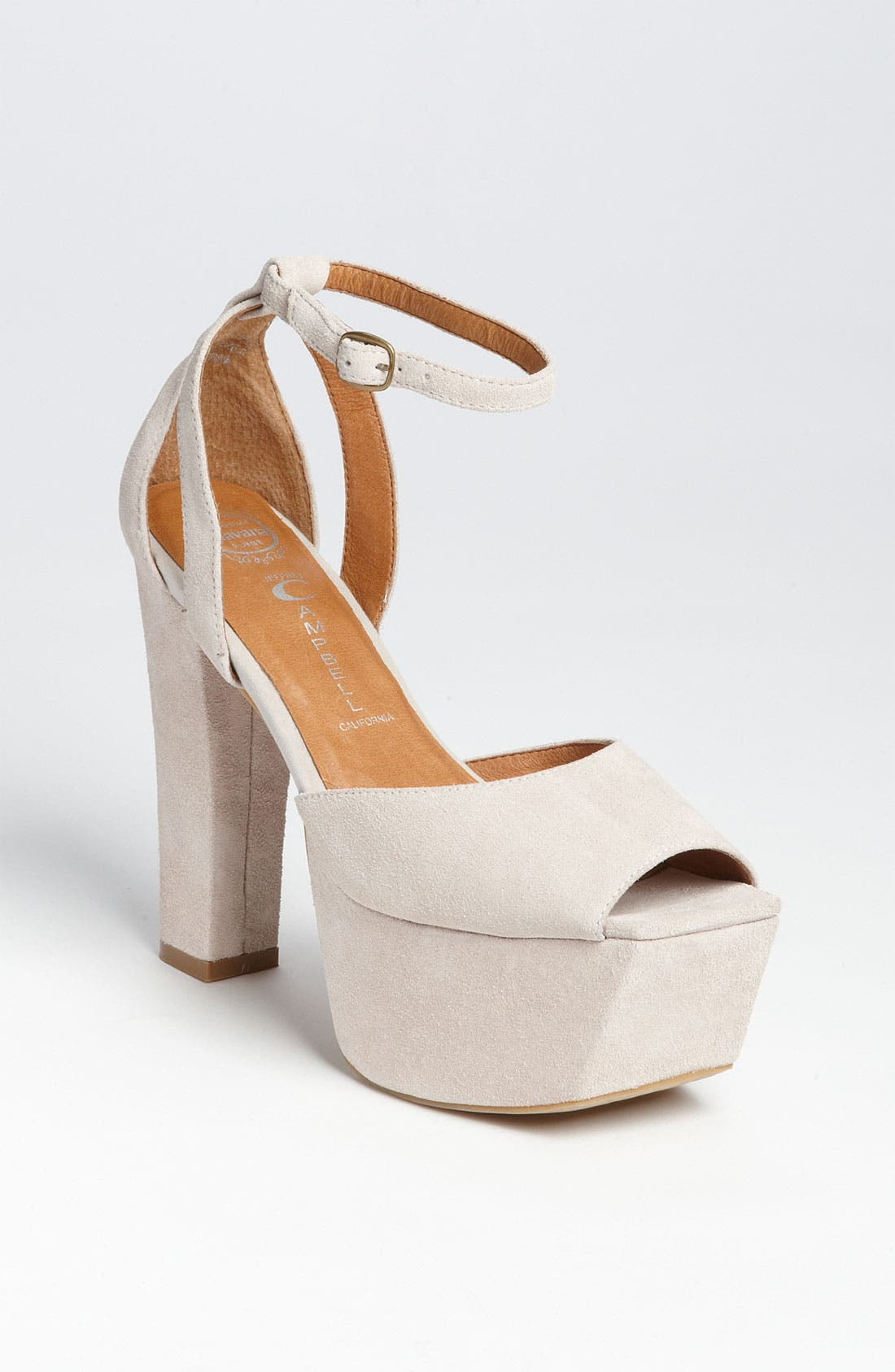Main Image - Jeffrey Campbell 'Perfect 2' Platform Sandal