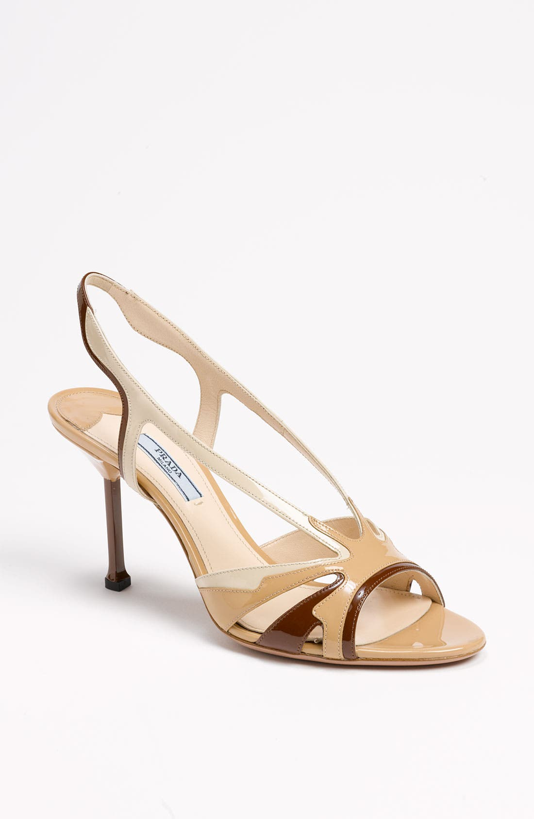 Alternate Image 1 Selected - Prada Slingback Sandal
