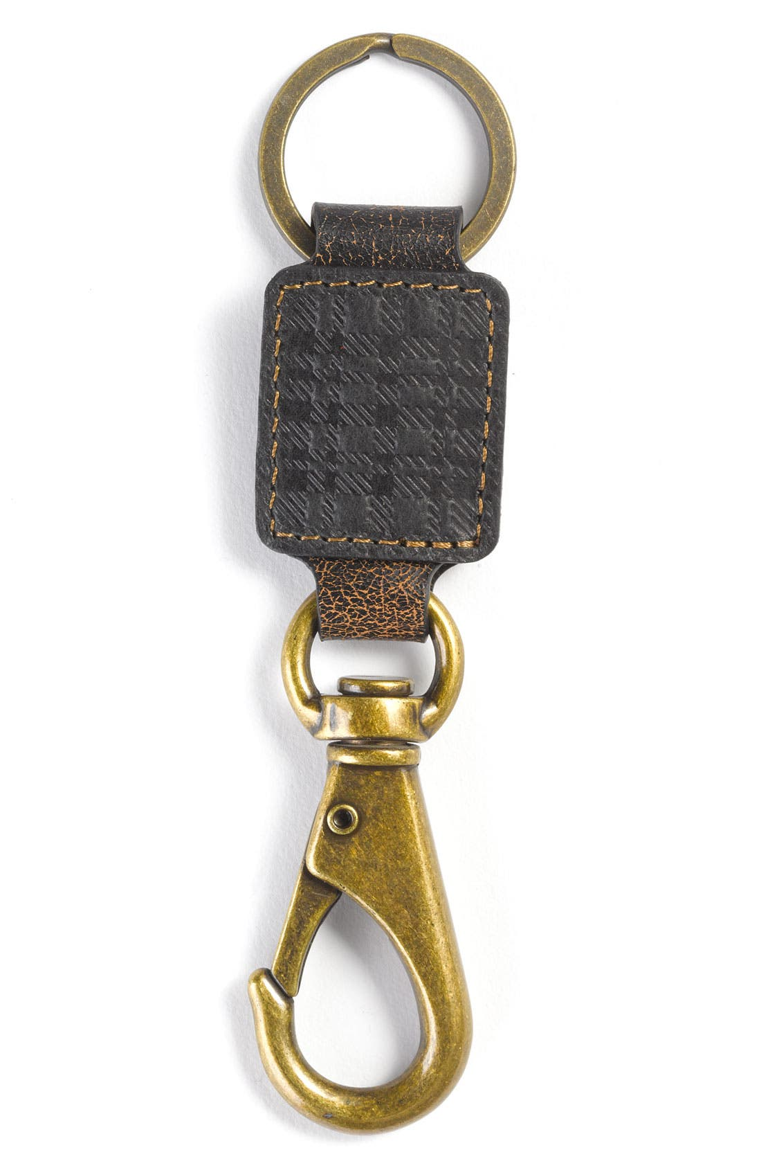 Alternate Image 1 Selected - Boconi Clasp Valet Key Ring