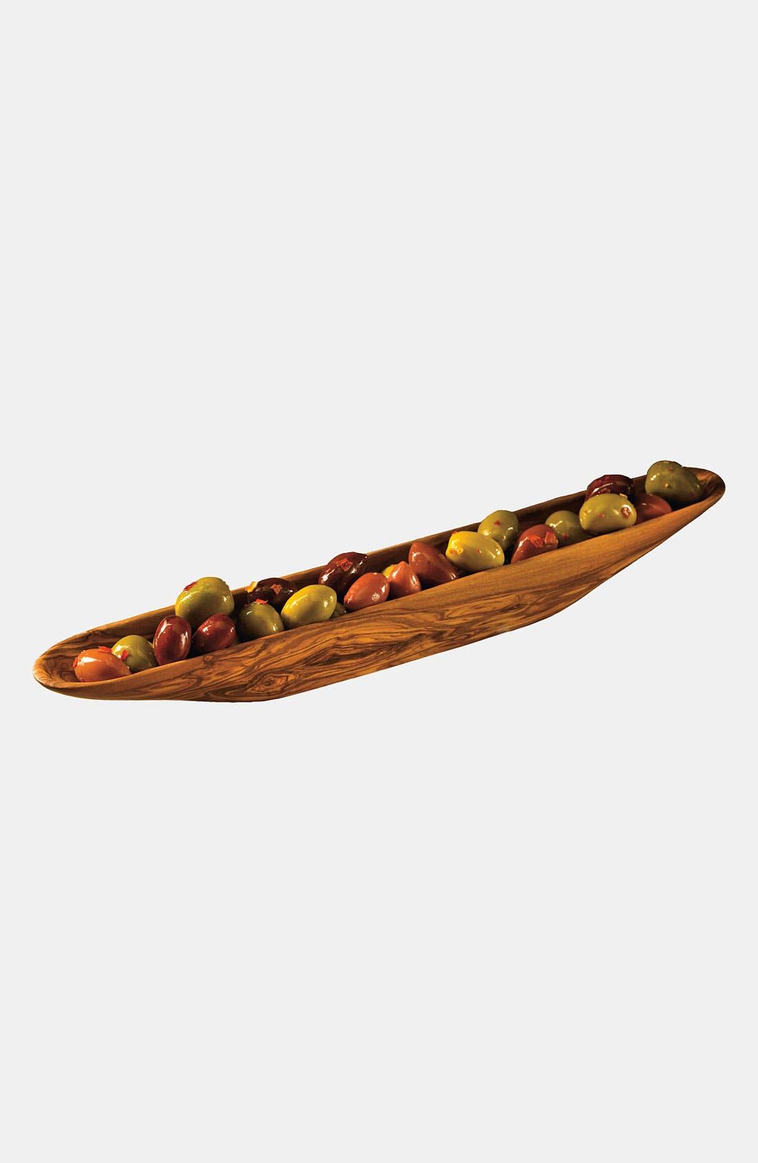 Alternate Image 1 Selected - Bérard Olive Wood Olive Boat
