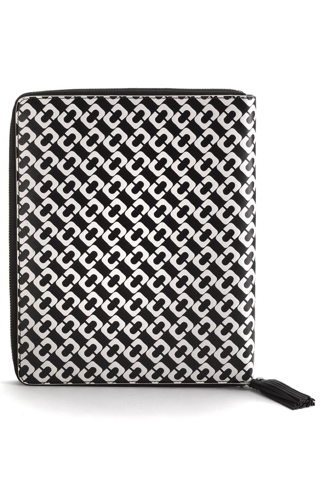 Alternate Image 4  - Diane von Furstenberg Print iPad Case