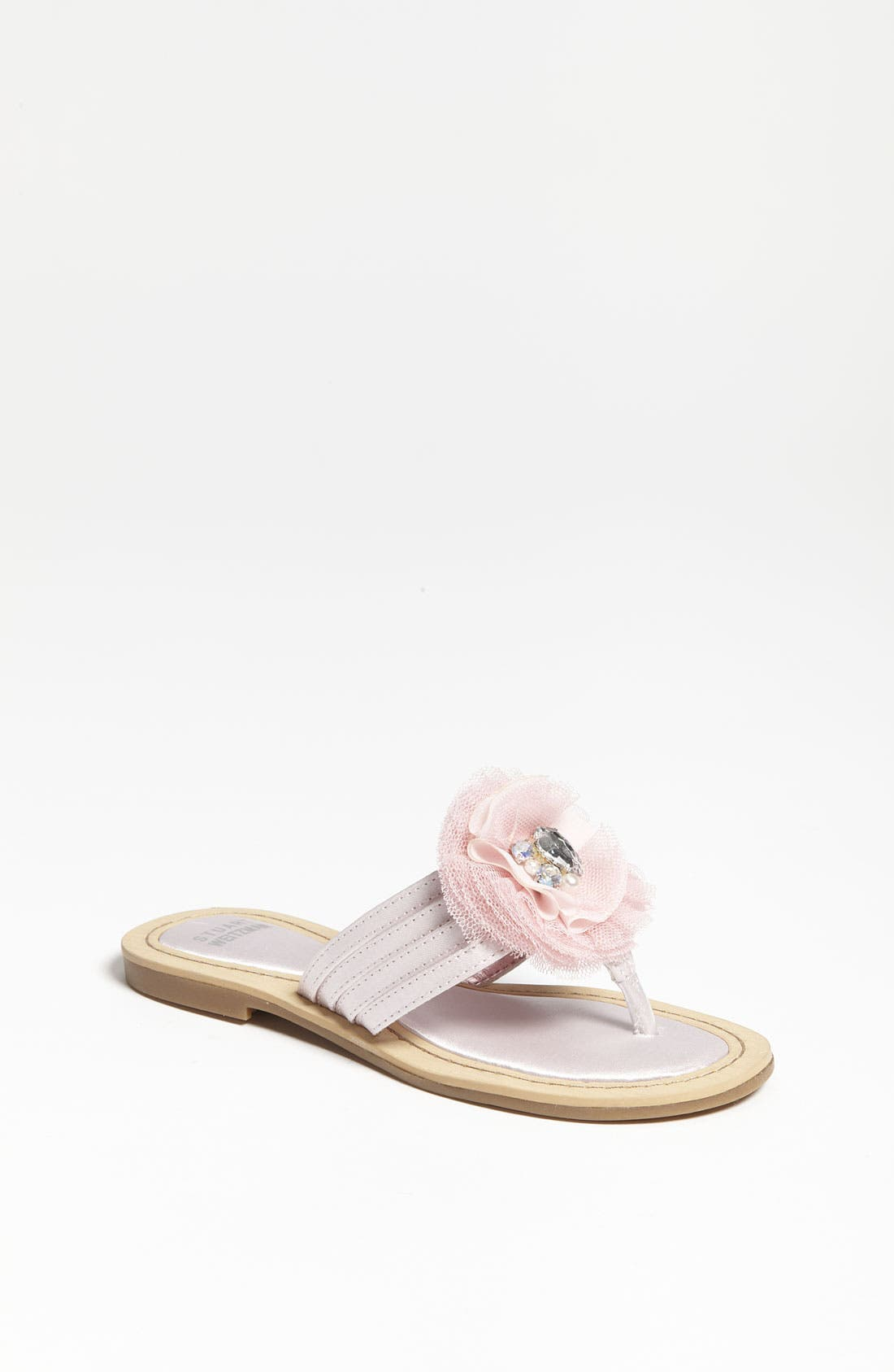 Main Image - Stuart Weitzman 'Tutu' Sandal (Toddler, Little Kid & Big Kid)