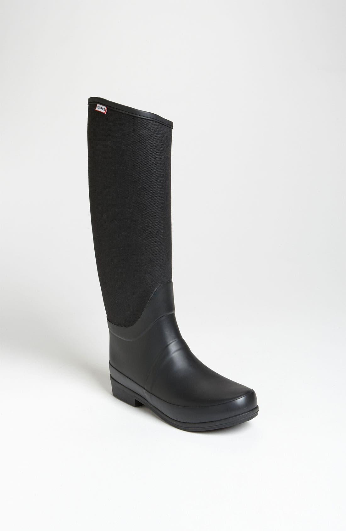 Alternate Image 1 Selected - Hunter 'Regent St. James' Rain Boot (Women)