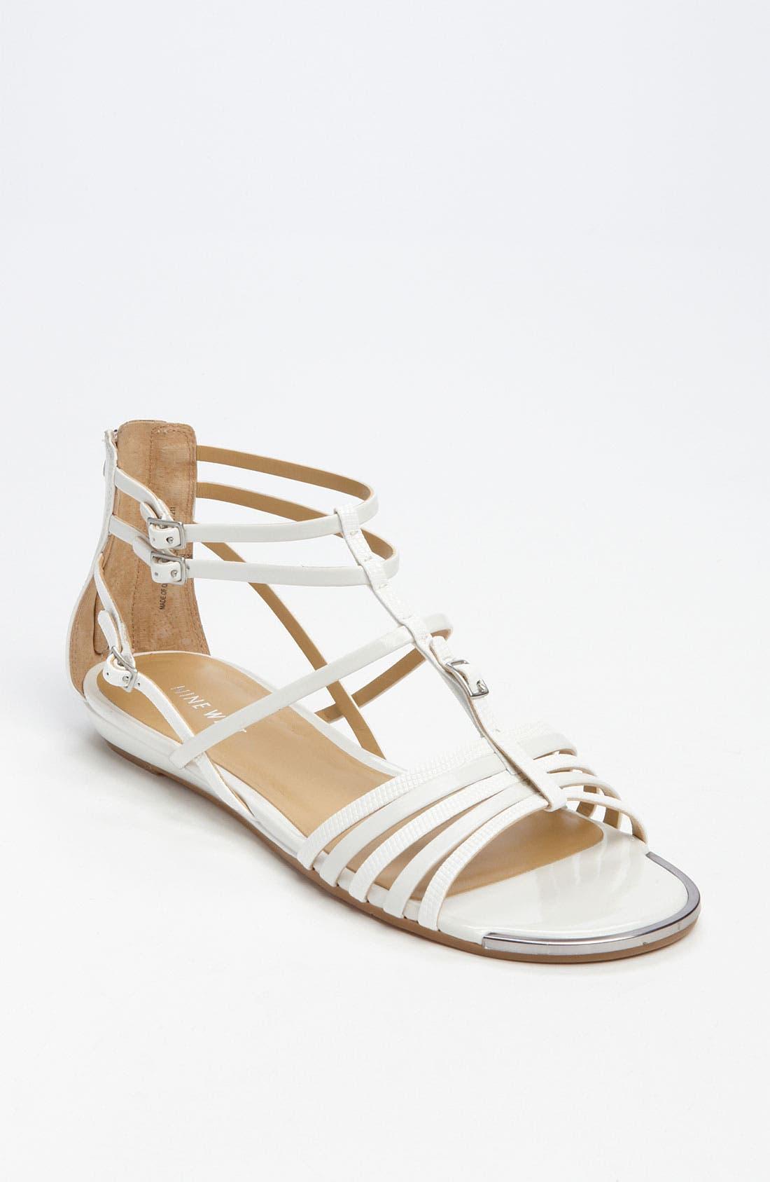 Alternate Image 1 Selected - Nine West 'Attage' Sandal
