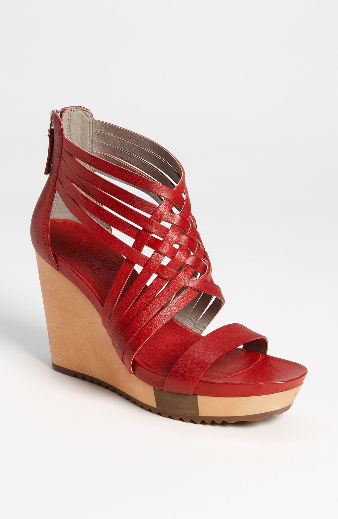 Alternate Image 1 Selected - ECCO 'Moki Woven' Sandal