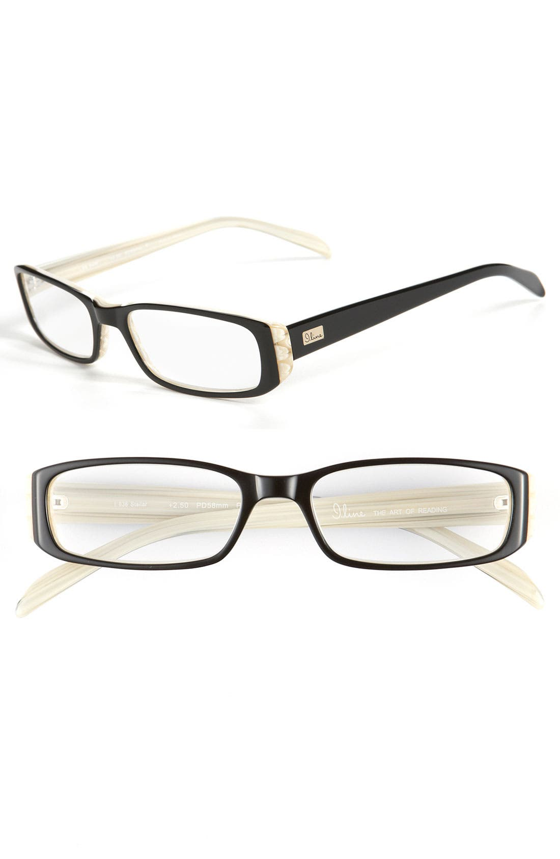 Alternate Image 1 Selected - I Line Eyewear 58mm Reading Glasses