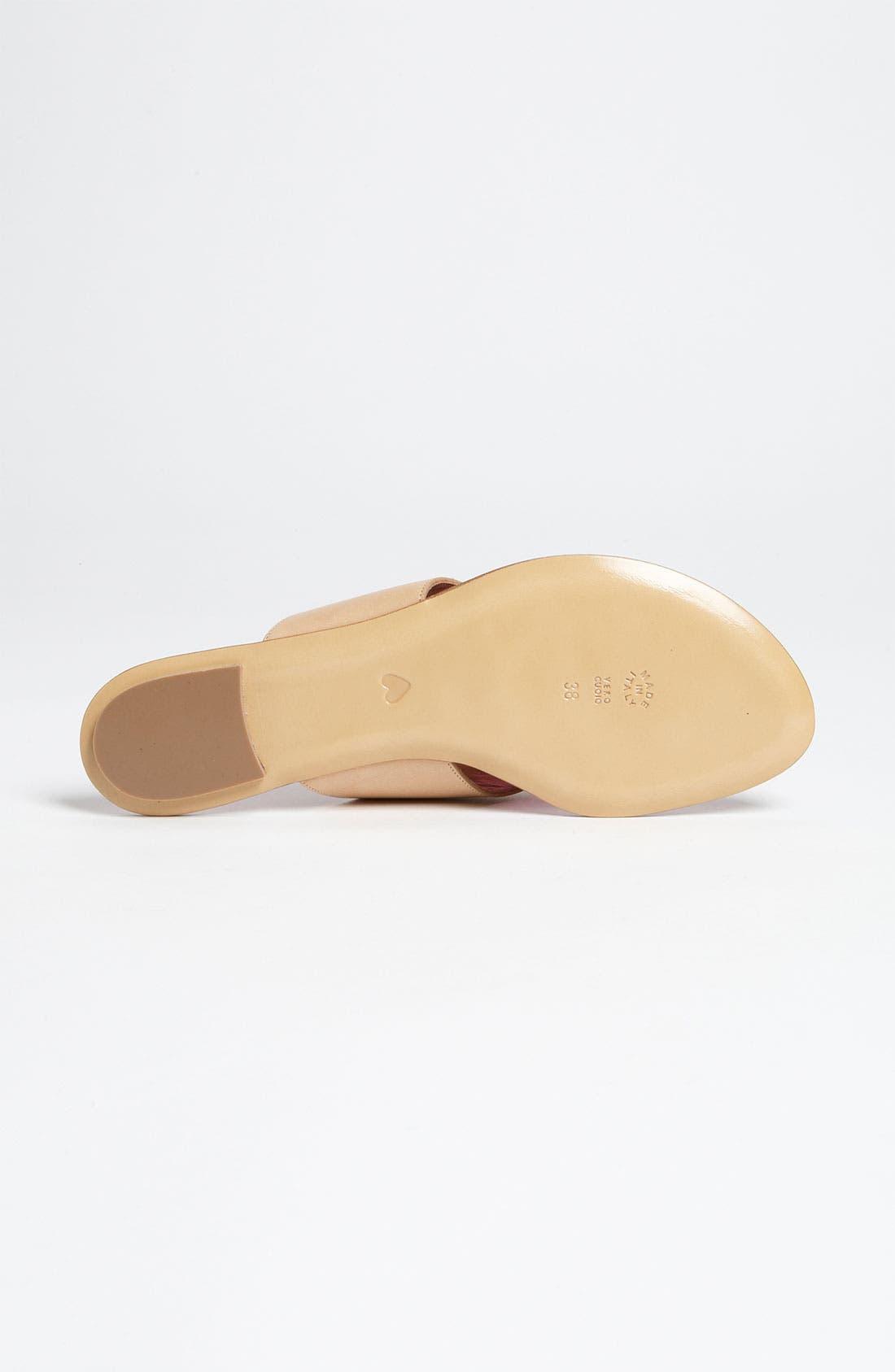 Alternate Image 4  - Moschino Cheap & Chic Heart Sandal