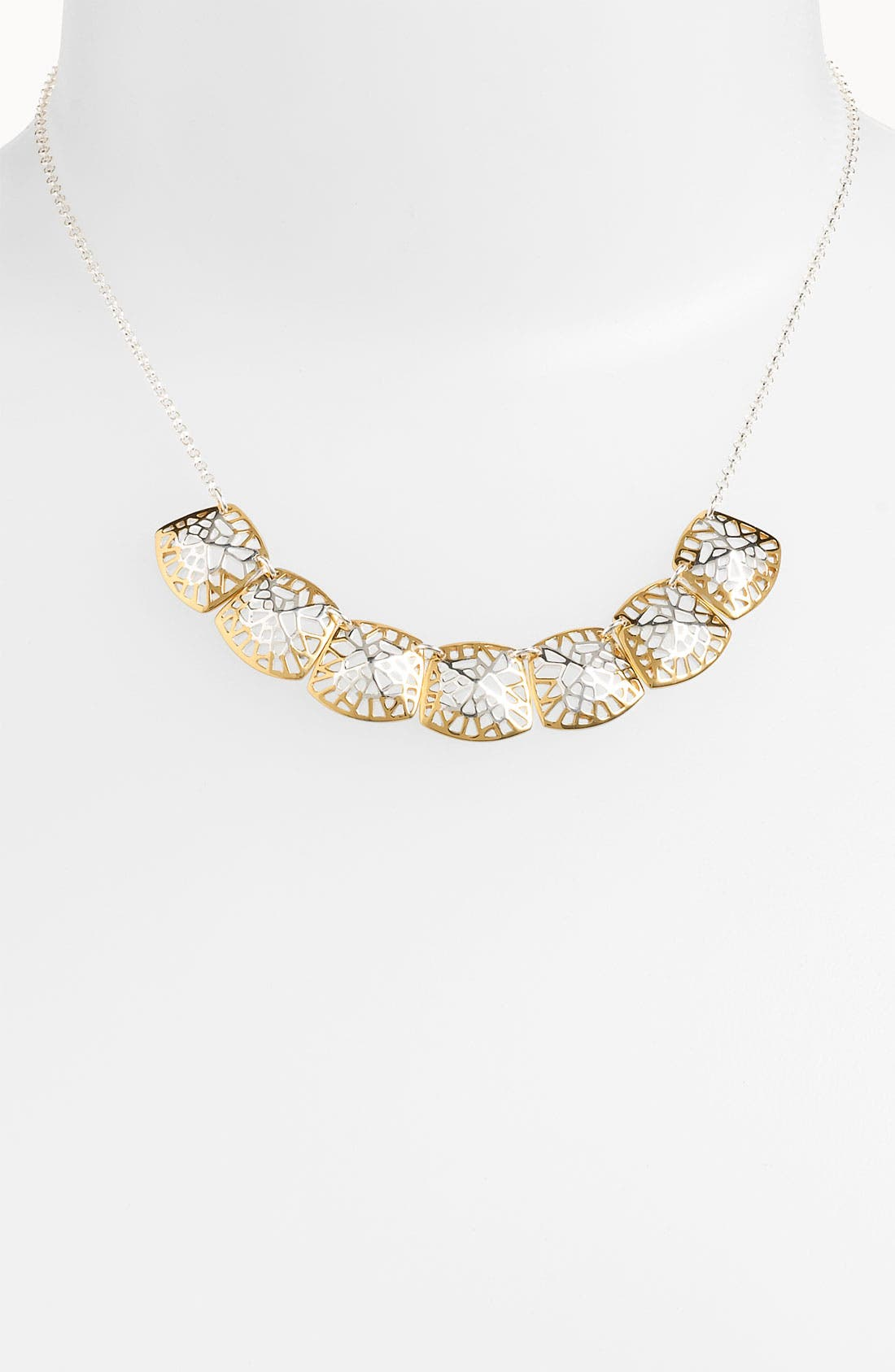 Alternate Image 1 Selected - Argento Vivo 'Prism' Collar Necklace