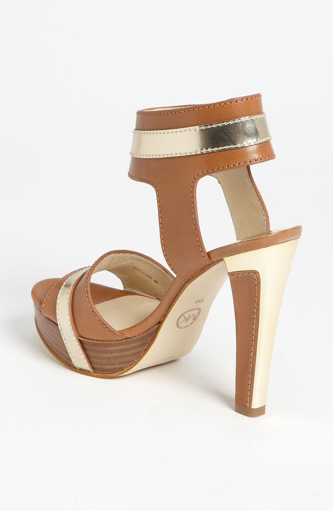 Alternate Image 2  - MICHAEL Michael Kors 'Grace' Sandal
