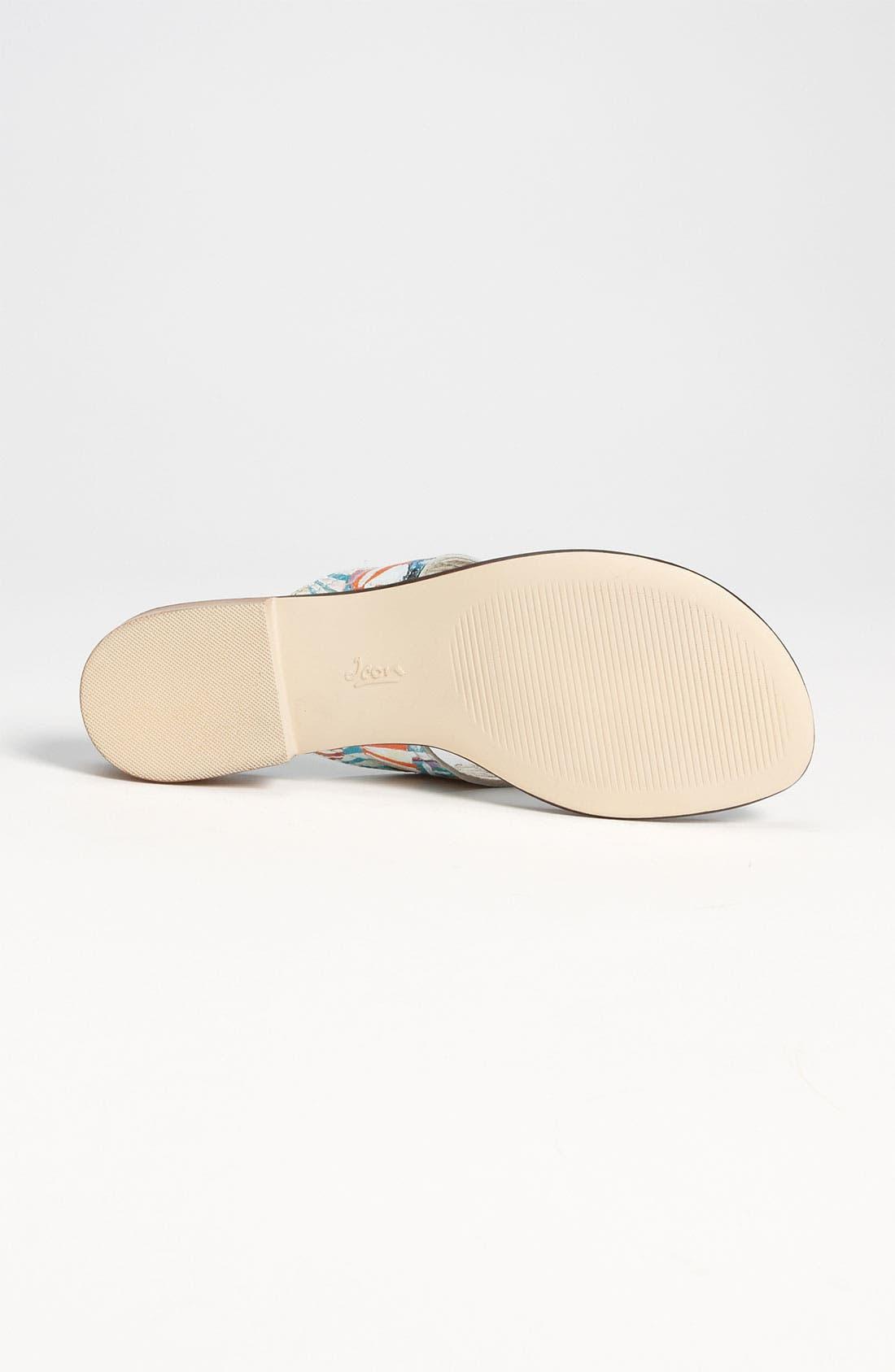 Alternate Image 4  - Icon Footwear 'Jada 23' Sandal