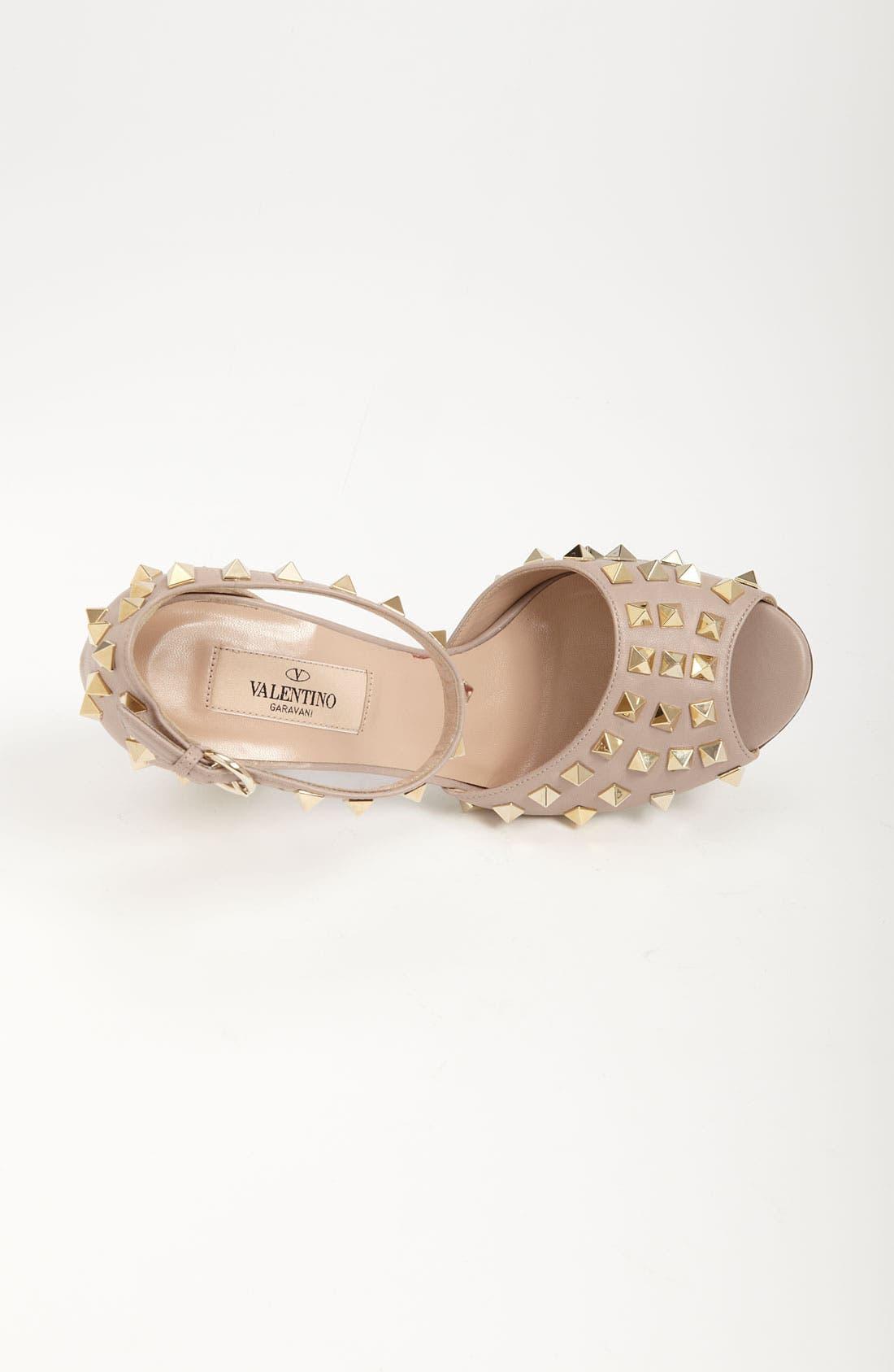 Alternate Image 3  - Valentino Studded Sandal