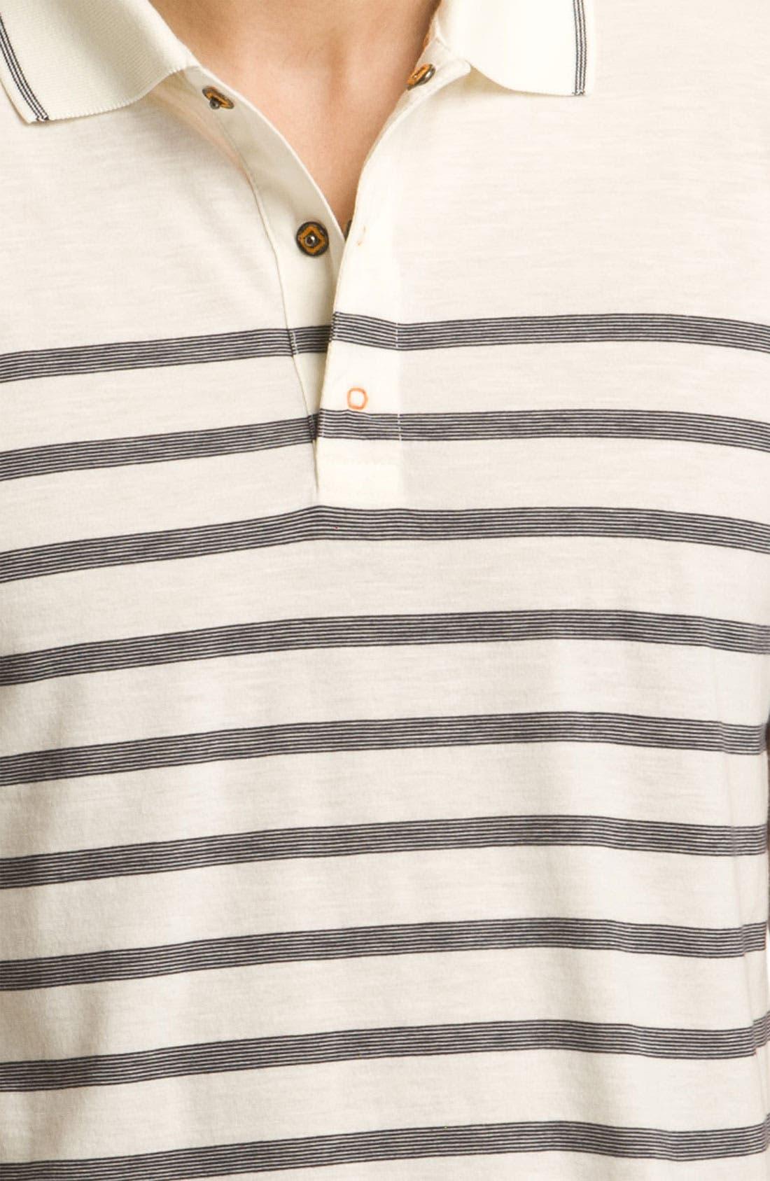 Alternate Image 3  - BOSS Orange 'Philippe' Stripe Polo