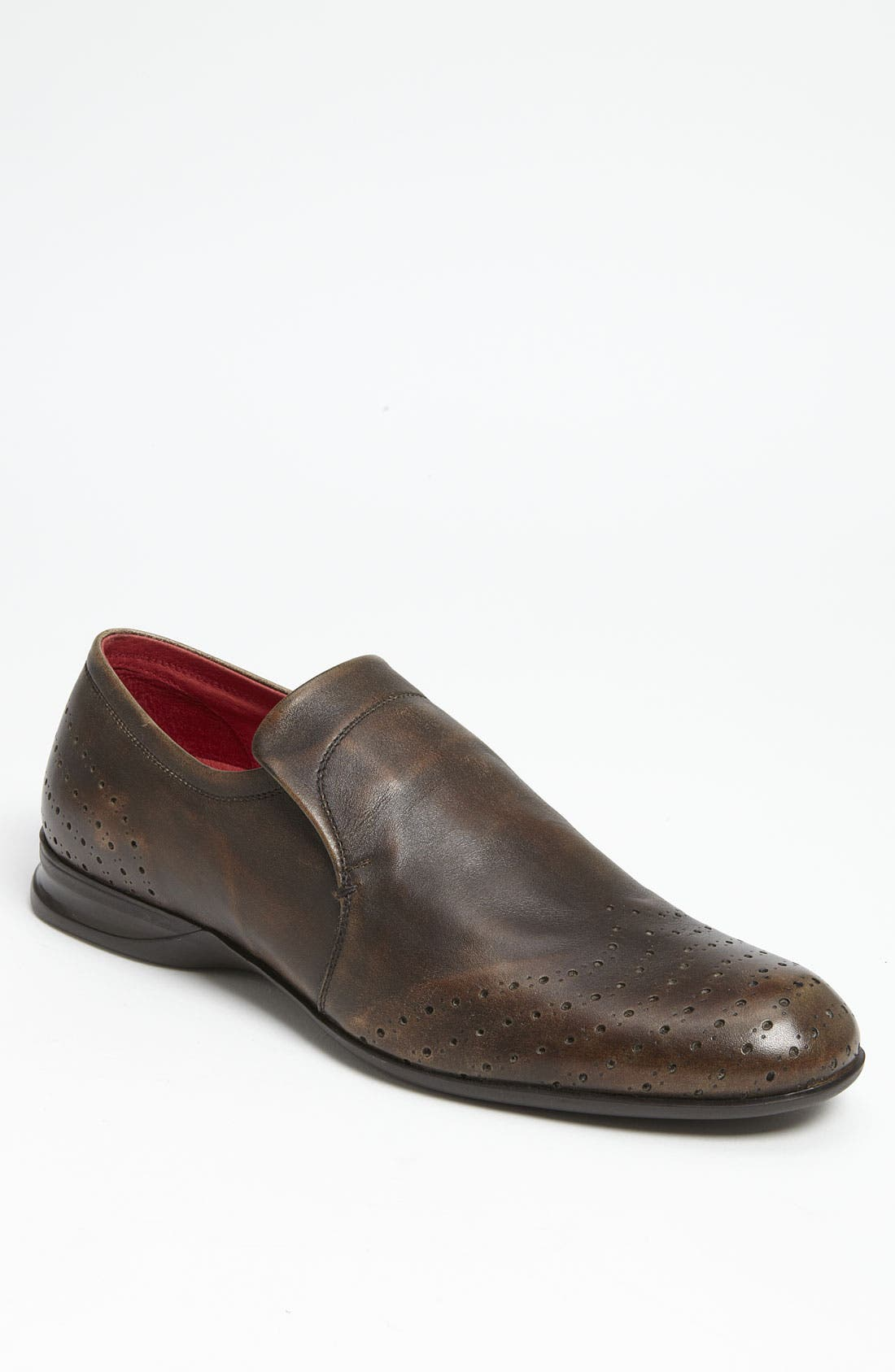 Alternate Image 1 Selected - Bacco Bucci 'Cremona' Slip-On (Online Only)