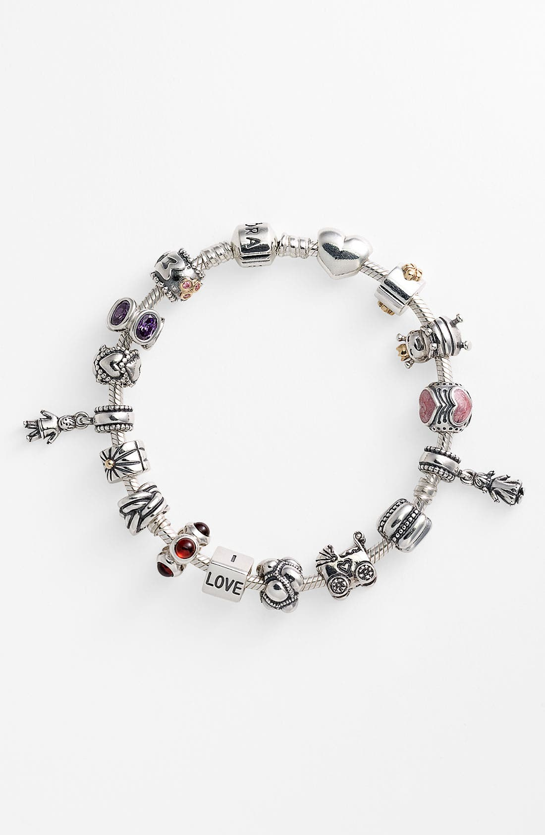 Alternate Image 4  - PANDORA 'Girl' Dangle Charm