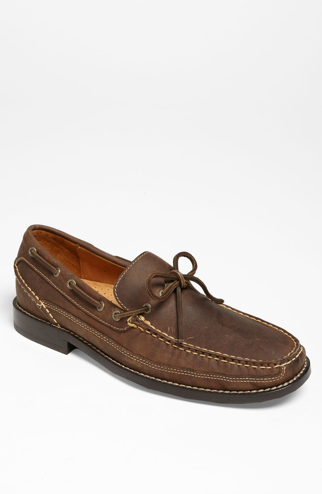 Alternate Image 1 Selected - Sperry Top-Sider® 'Gold Cup Camp' Moccasin