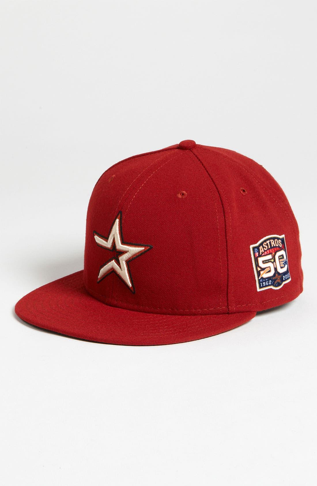Alternate Image 1 Selected - New Era Cap 'Houston Astros' Baseball Cap