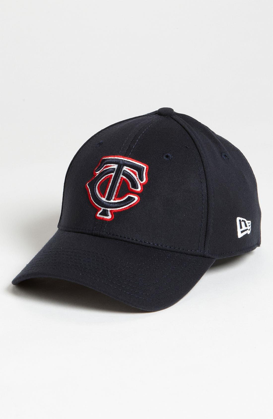 Alternate Image 1 Selected - New Era Cap 'Minnesota Twins' Baseball Cap
