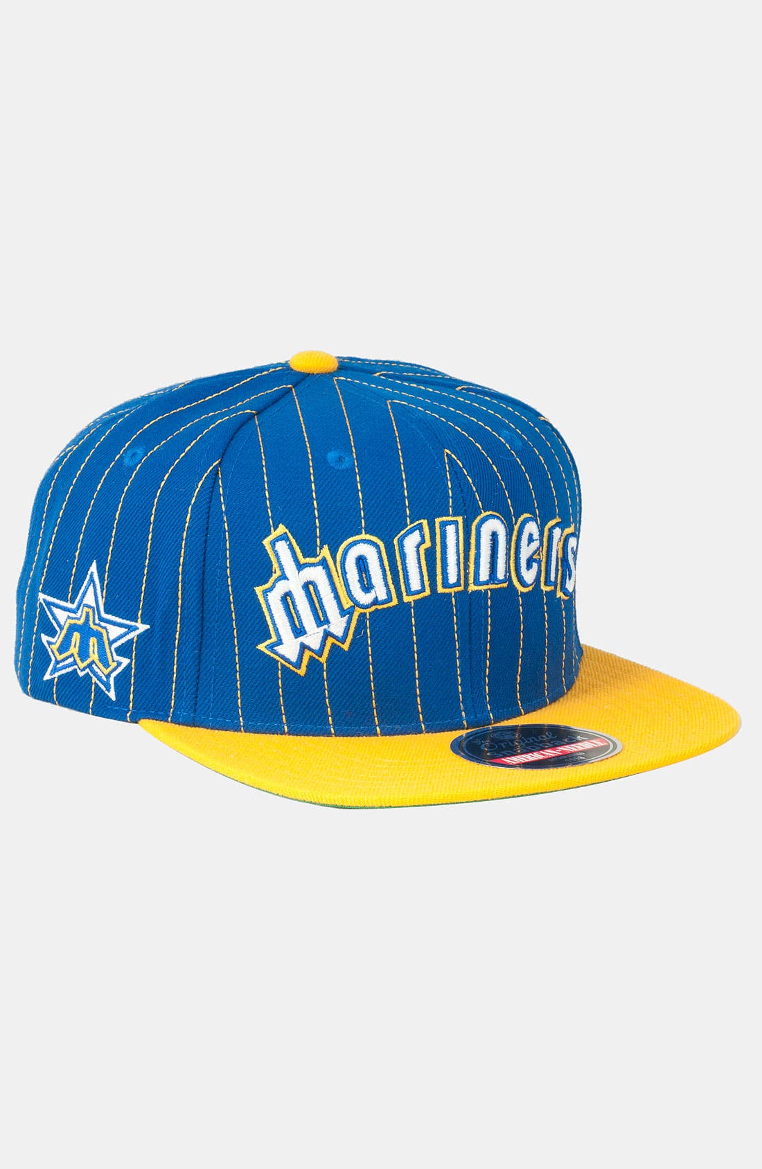 Alternate Image 1 Selected - American Needle 'Mariners' Snapback Baseball Cap