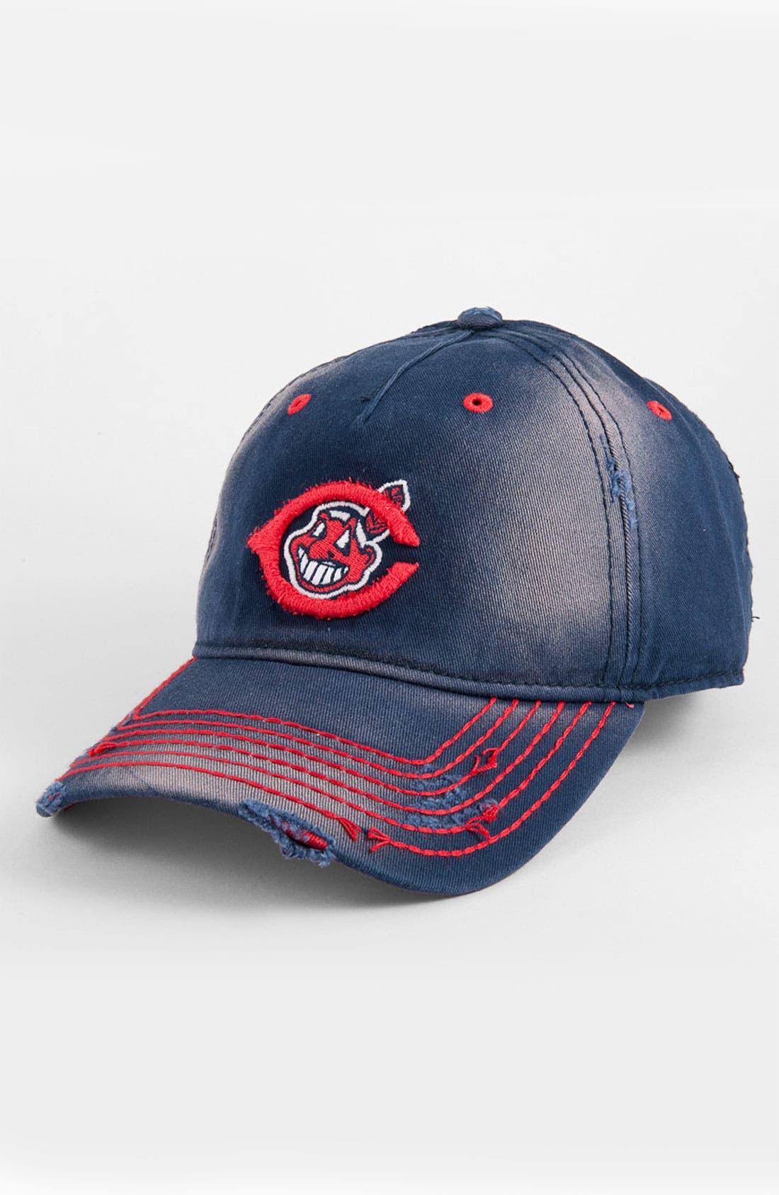 Main Image - American Needle 'Cleveland Indians' Baseball Cap