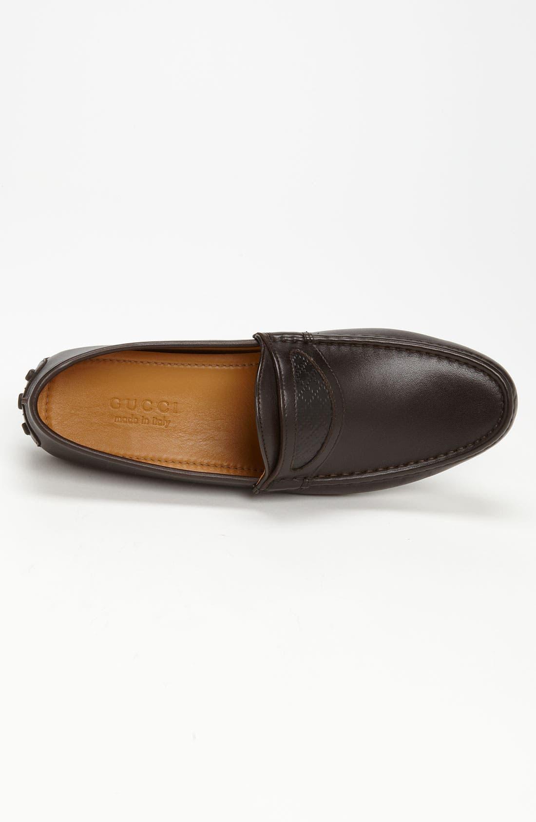 Alternate Image 3  - Gucci 'Auger' Driving Shoe
