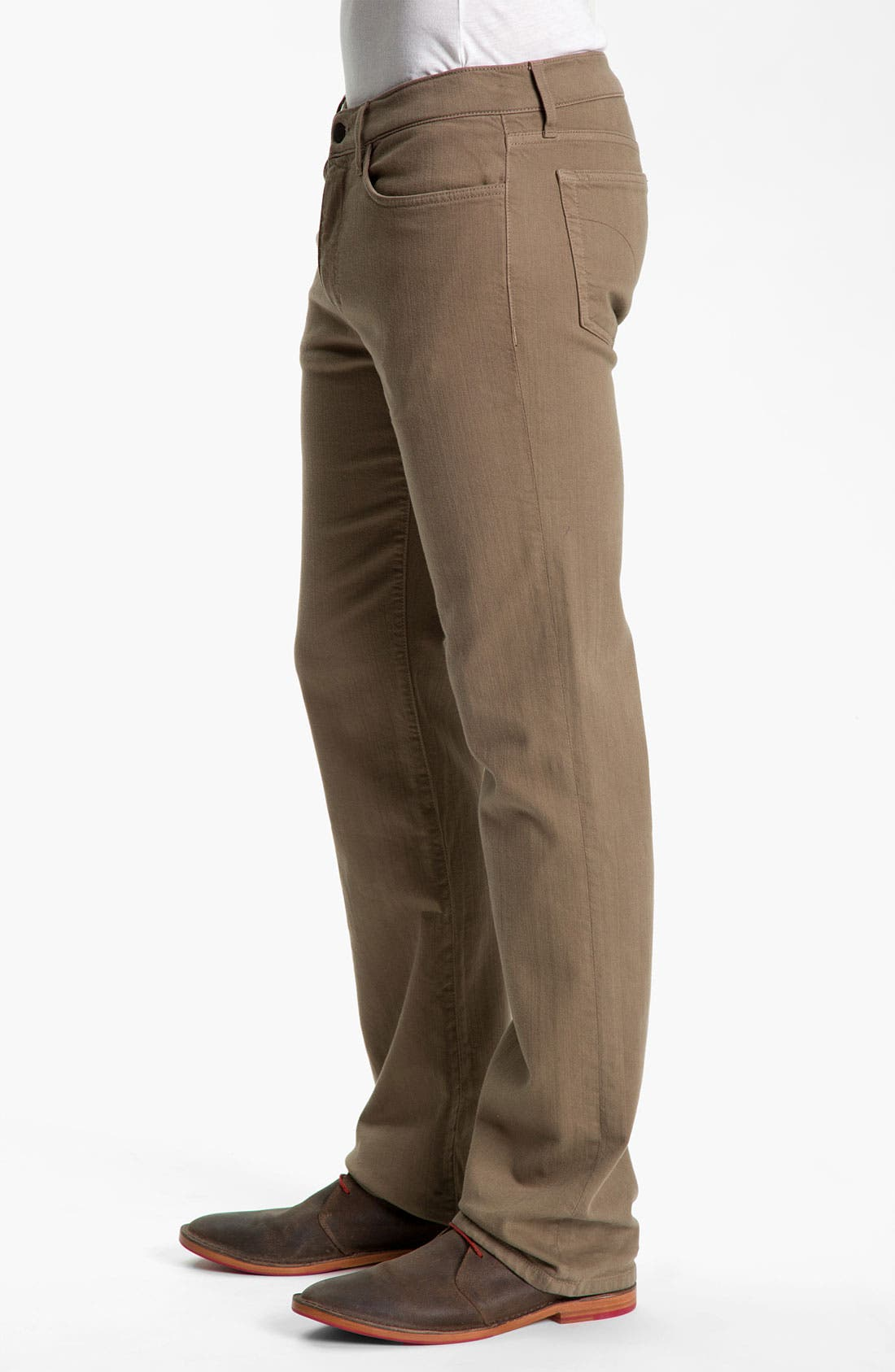 Alternate Image 3  - Joe's 'Classic' Straight Leg Jeans (Walnut)