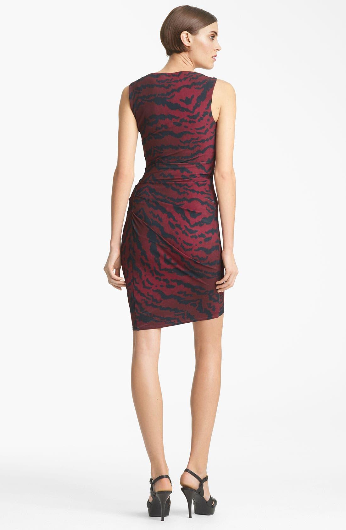 Alternate Image 2  - Emilio Pucci Ruched Pencil Dress