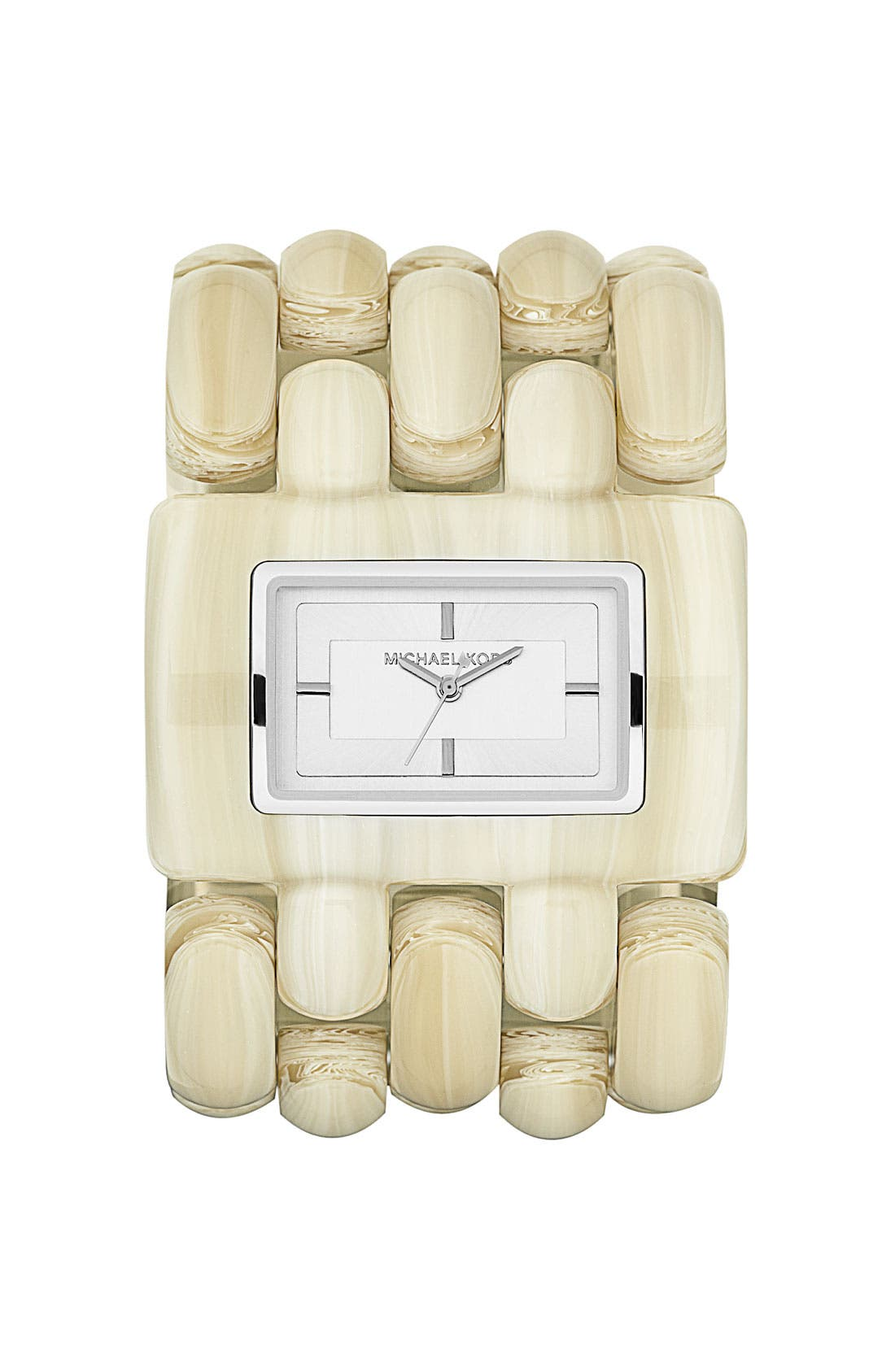Main Image - Michael Kors 'Rio' Wide Bracelet Watch