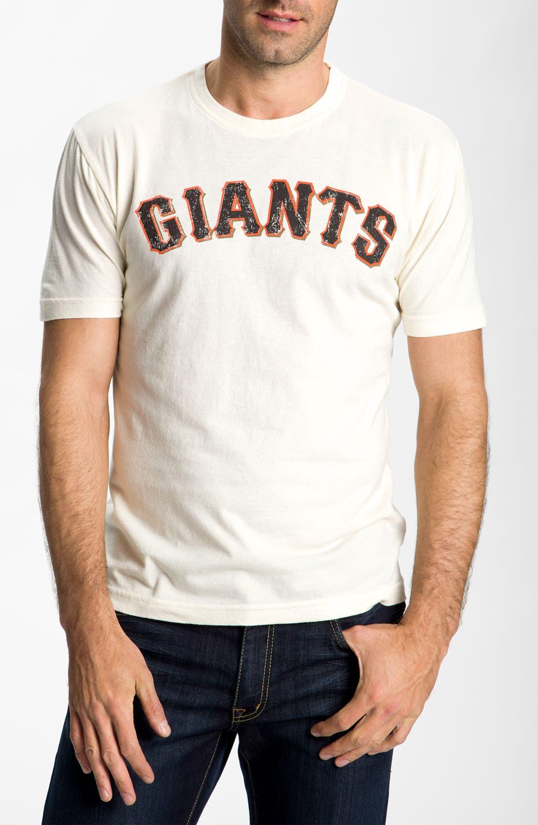 Alternate Image 1 Selected - Red Jacket 'San Francisco Giants  - Brass Tack' T-Shirt