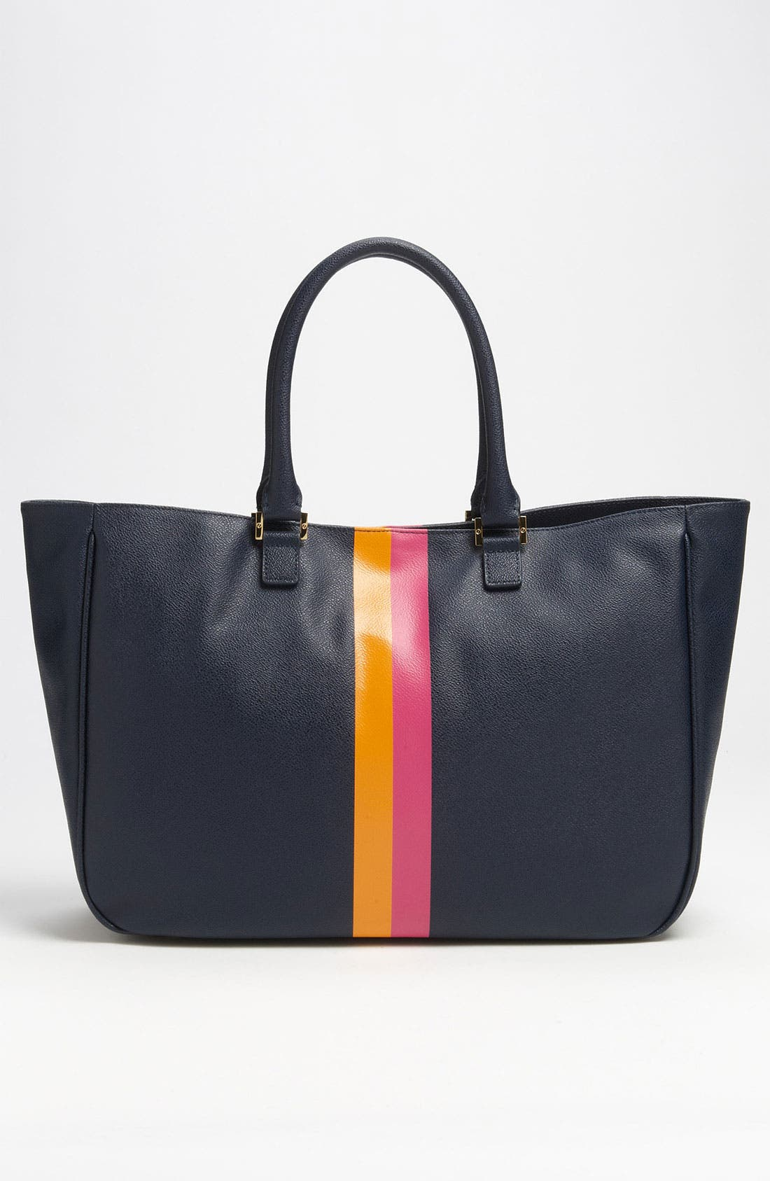 Alternate Image 4  - Tory Burch 'Roslyn Stripe' Tote