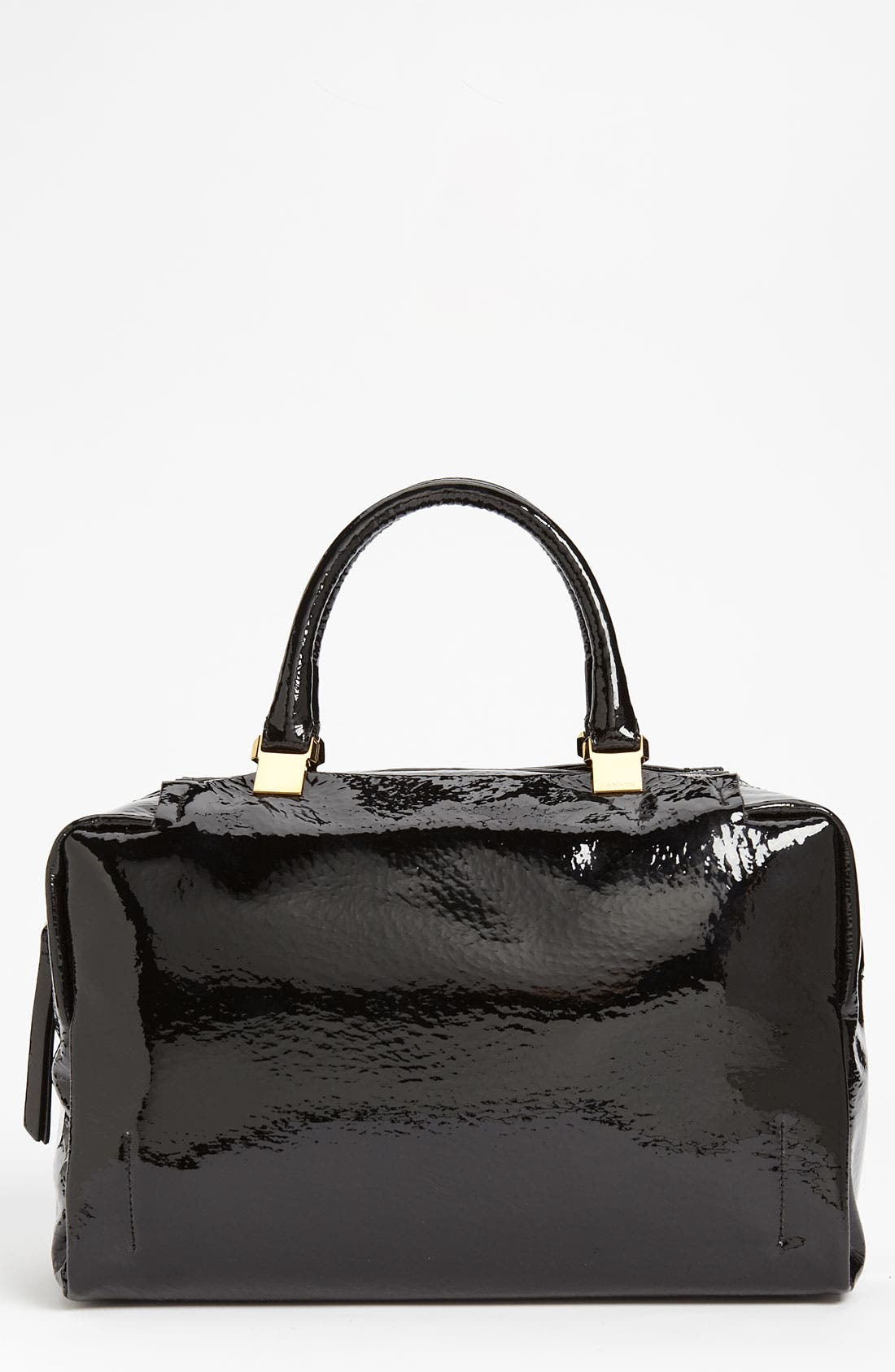 Main Image - Lanvin 'Moon River' Patent Leather Satchel