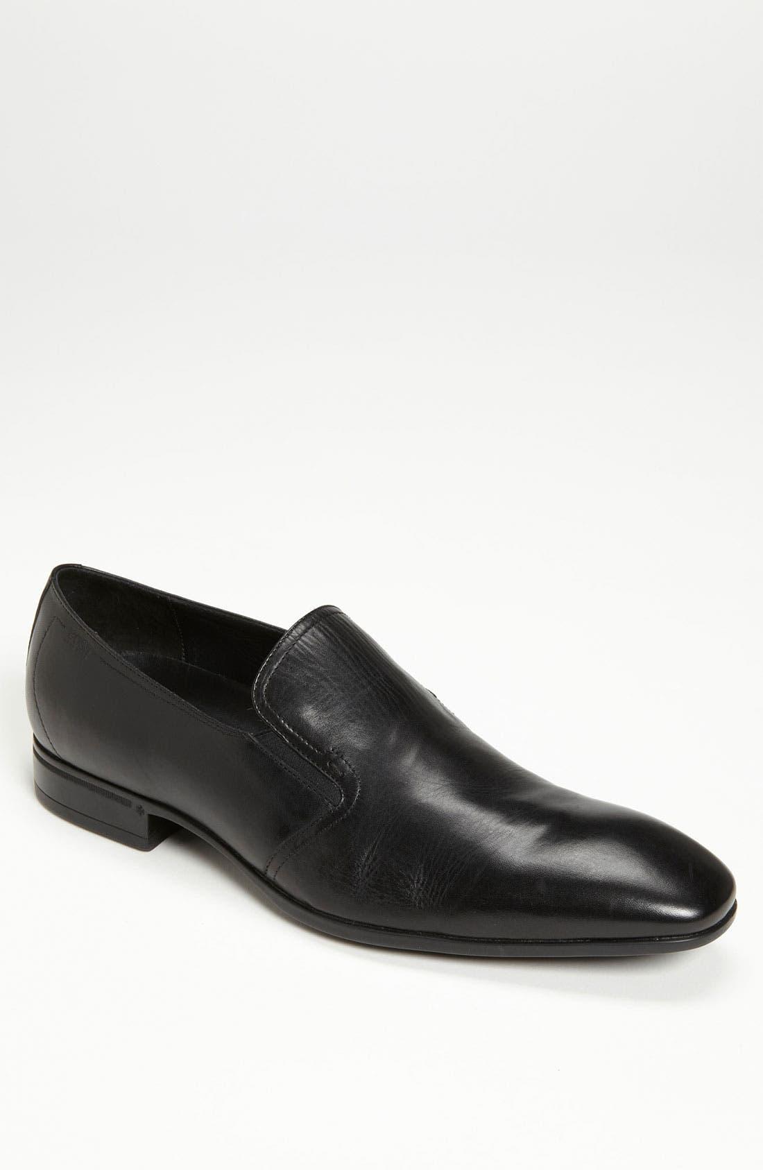 Alternate Image 1 Selected - BOSS Black 'Vermir' Loafer